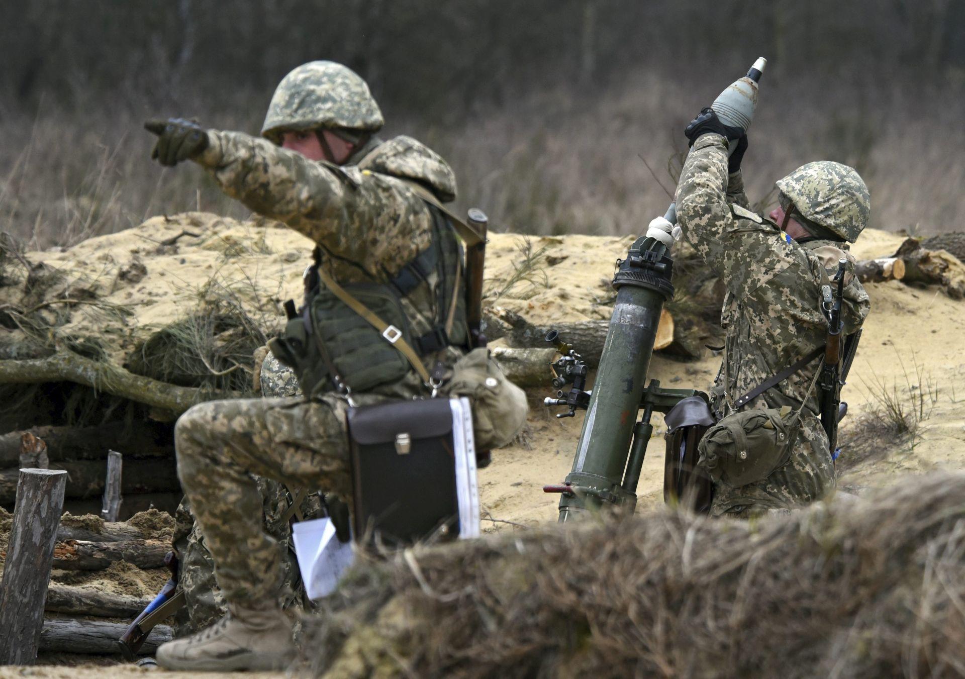 Srbija i Ukrajina u sporu zbog sudjelovanja Srba u borbama u Ukrajini