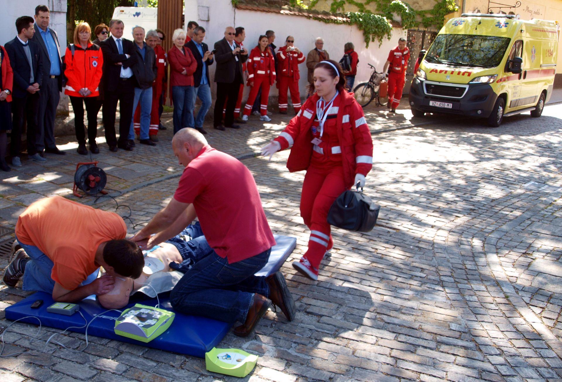 Nacionalni dan hitne službe: Smanjiti broj nehitnih pacijenata