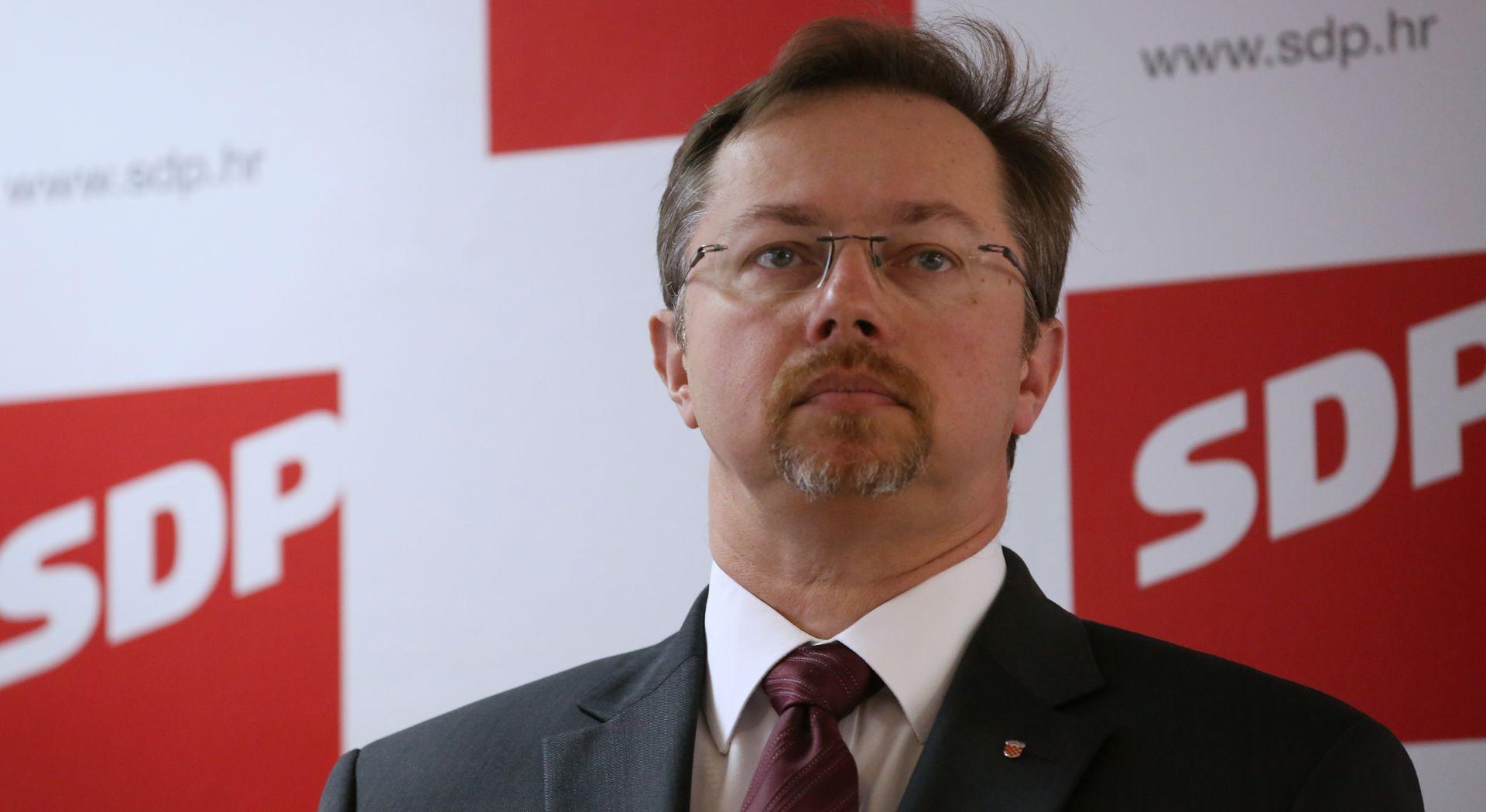 Siniša Varga: Prekidom sanacije prekida se reforma bolničkog sustava