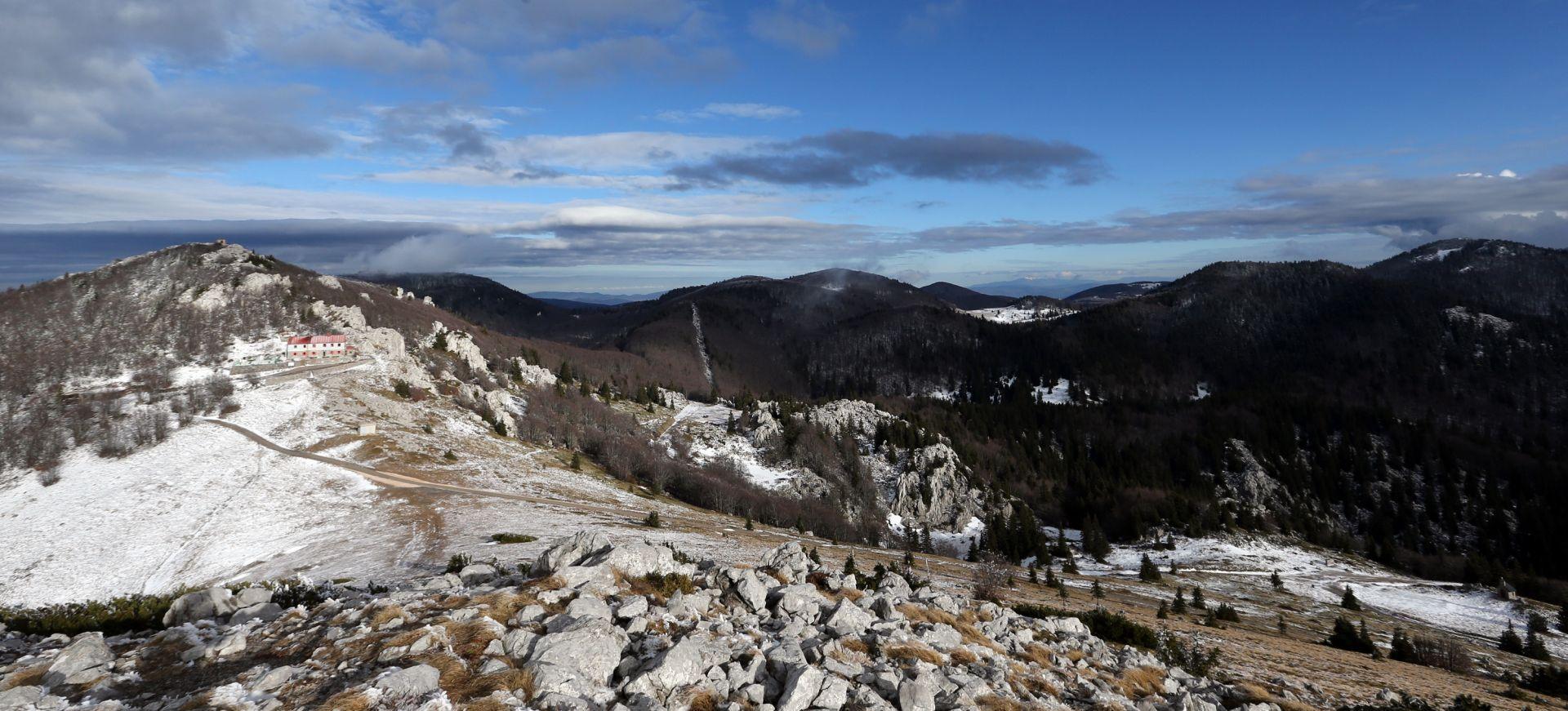 RAZVOJ NOVIH PROGRAMA: NP Sjeverni Velebit dobio EU sredstva za posjetitelje 55+