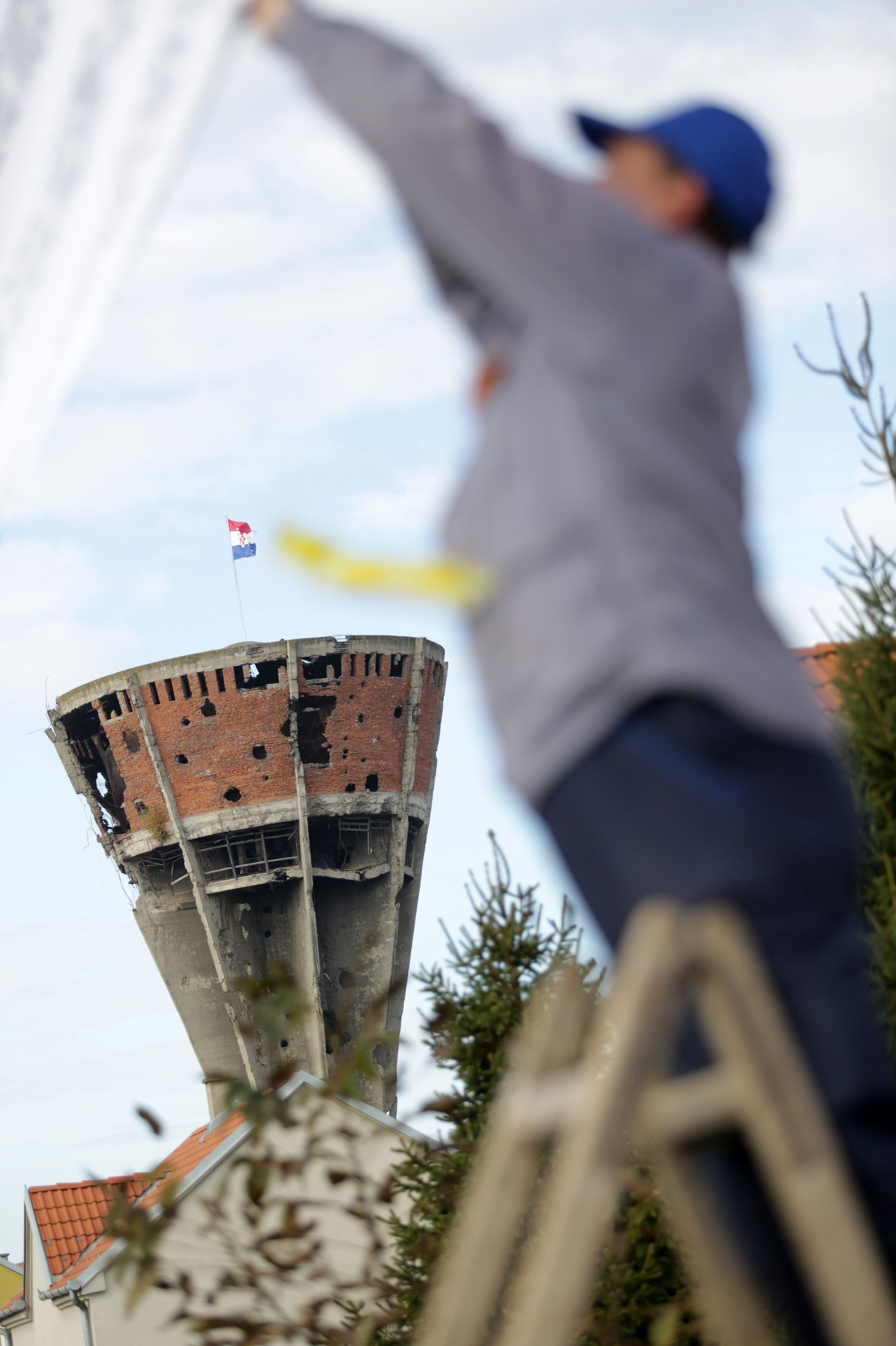 BEZ POZIVA: Za obnovu vukovarskog Vodotornja donirano više od milijun kuna