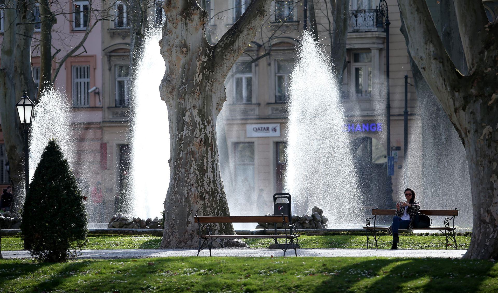 VRIJEME: Danas sunčano, moguće malo kiše na Jadranu