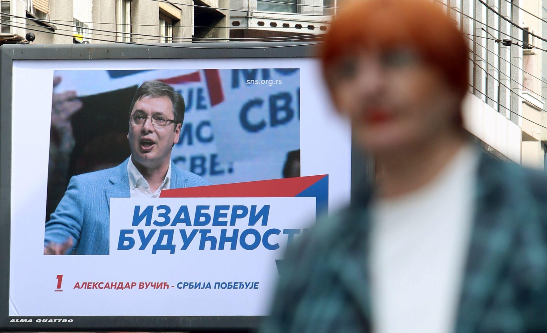 INCIDENT U IZBORNOM POVJERENSTVU: U Srbiji 4. svibnja ponovno glasovanje na 15 mjesta