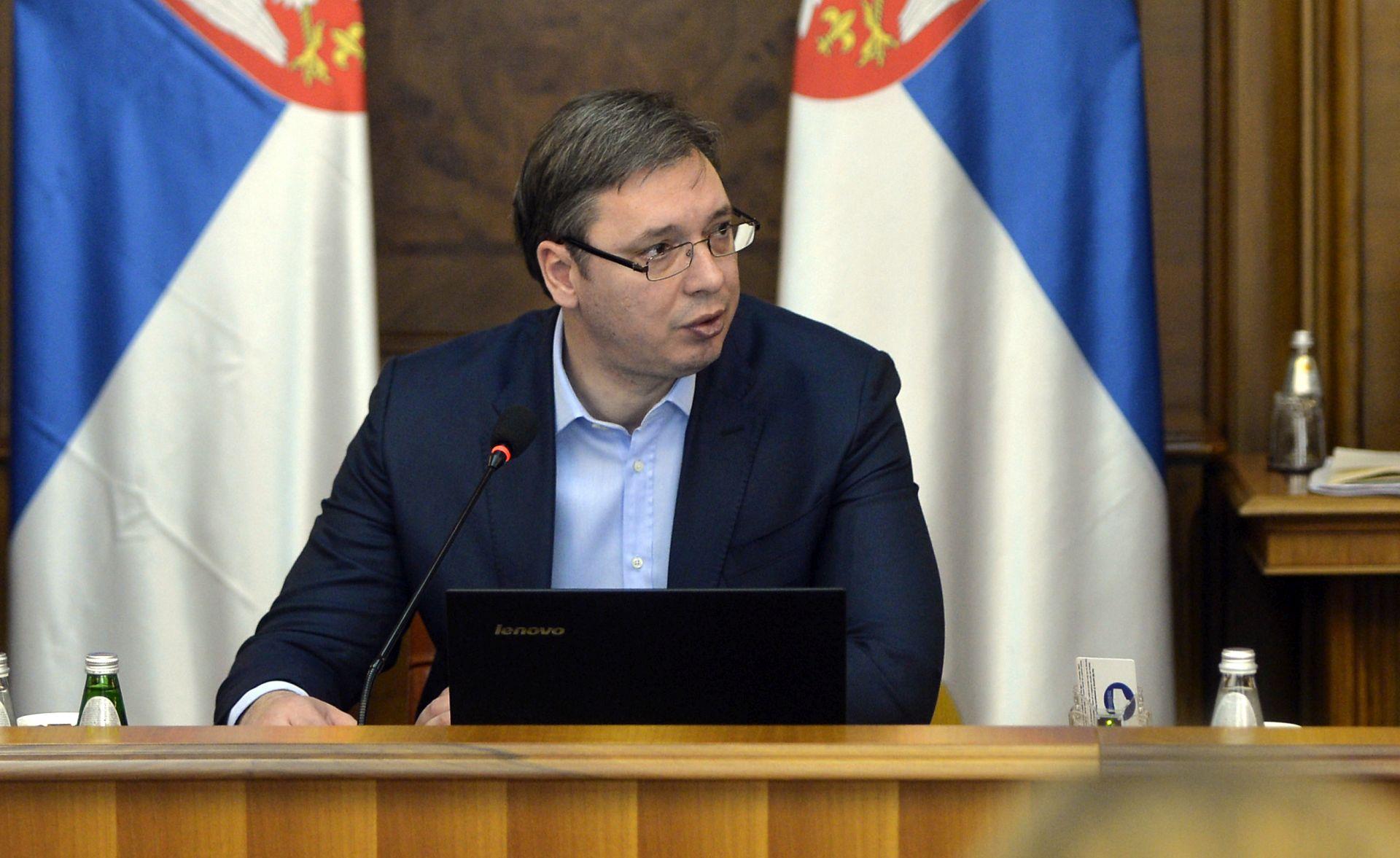 JAČANJE SURADNJE: Vučić se prije odlaska iz BiH nenajavljeno sastao s Dodikom