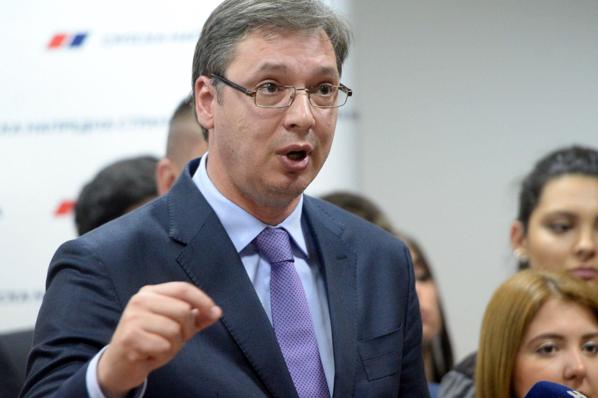 PREOKRET POSLIJE IZBORA: Aleksandar Vučić sumnja u izborne rezultate