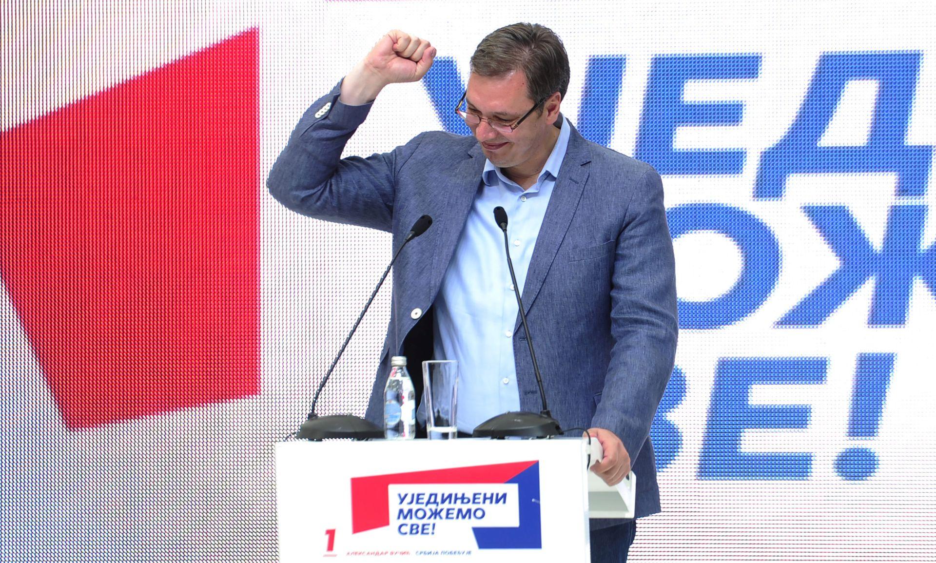 Izvjesna pobjeda Vučićevih naprednjaka: Neizvjesno tko će iz oporbe u parlament