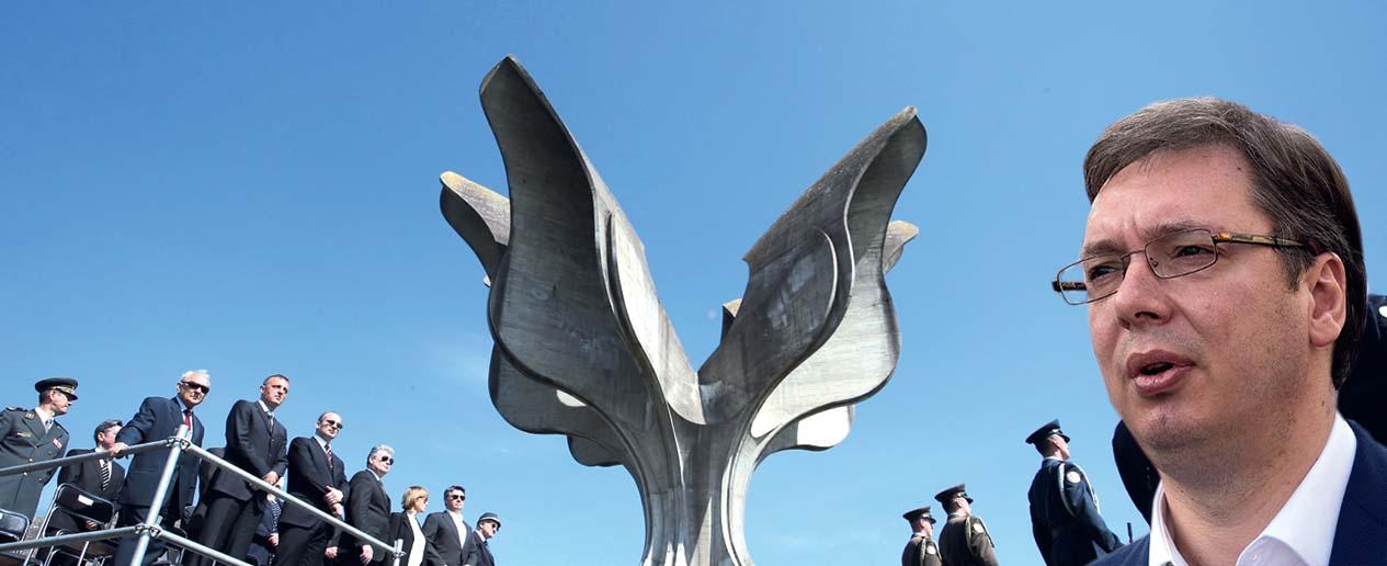 Hrvatska diplomacija spriječila Vučićev dolazak u Jasenovac