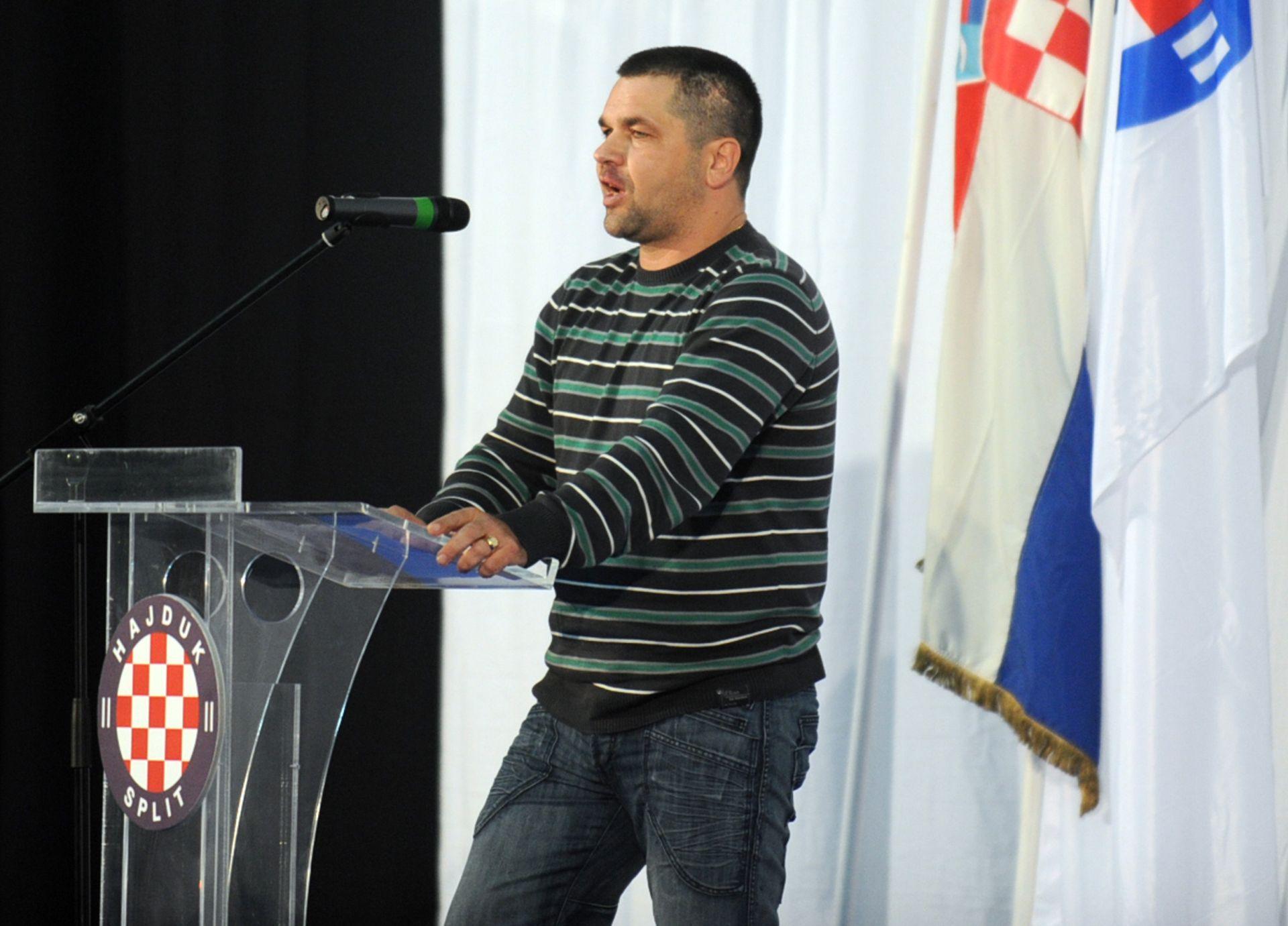 TRAGEDIJA U SINJU: Poginuo legendarni vođa Torcide Žan Ojdanić