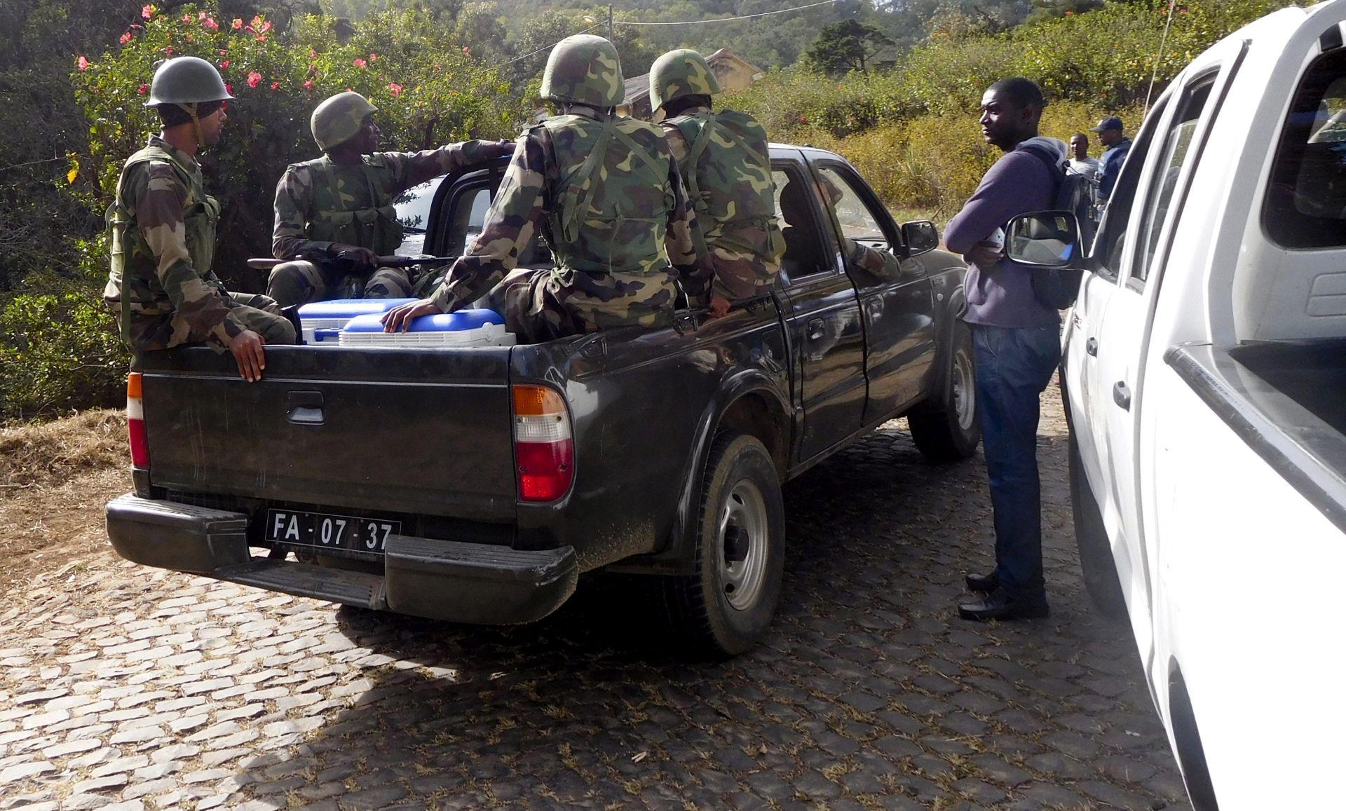 Zelenortska Republika: Uhićen vojnik osumnjičen za ubojstvo 11 osoba