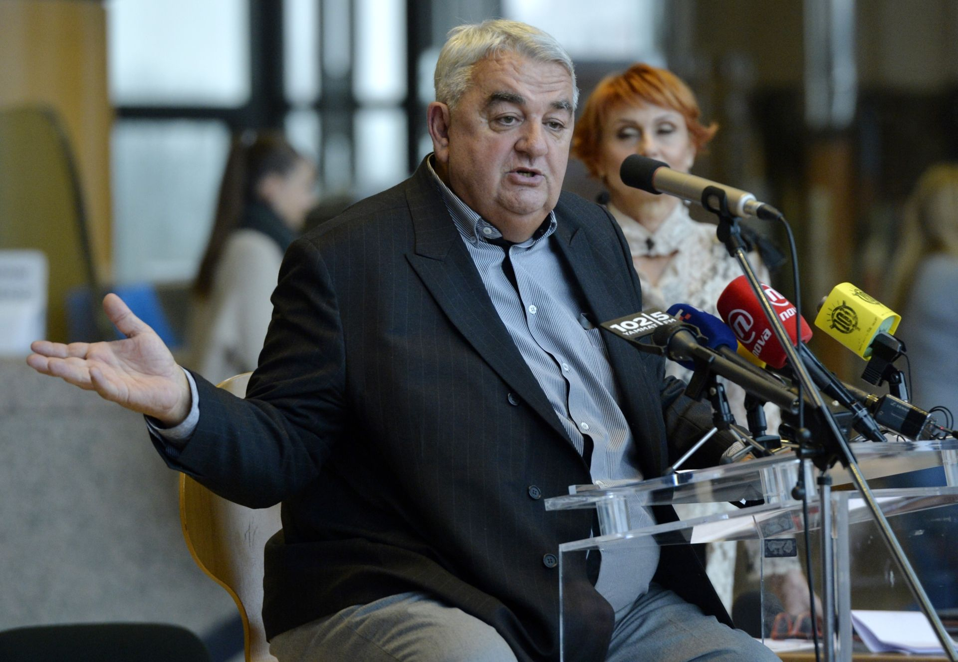HND osudio huškačke laži Ivana Zvonimira Čička o novinarkama Nacionala i N1