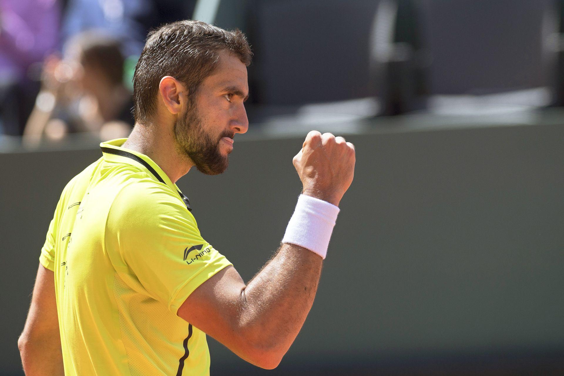 ATP ŠANGAJ Marin Čilić u polufinalu, čeka Nadala ili Dimitrova