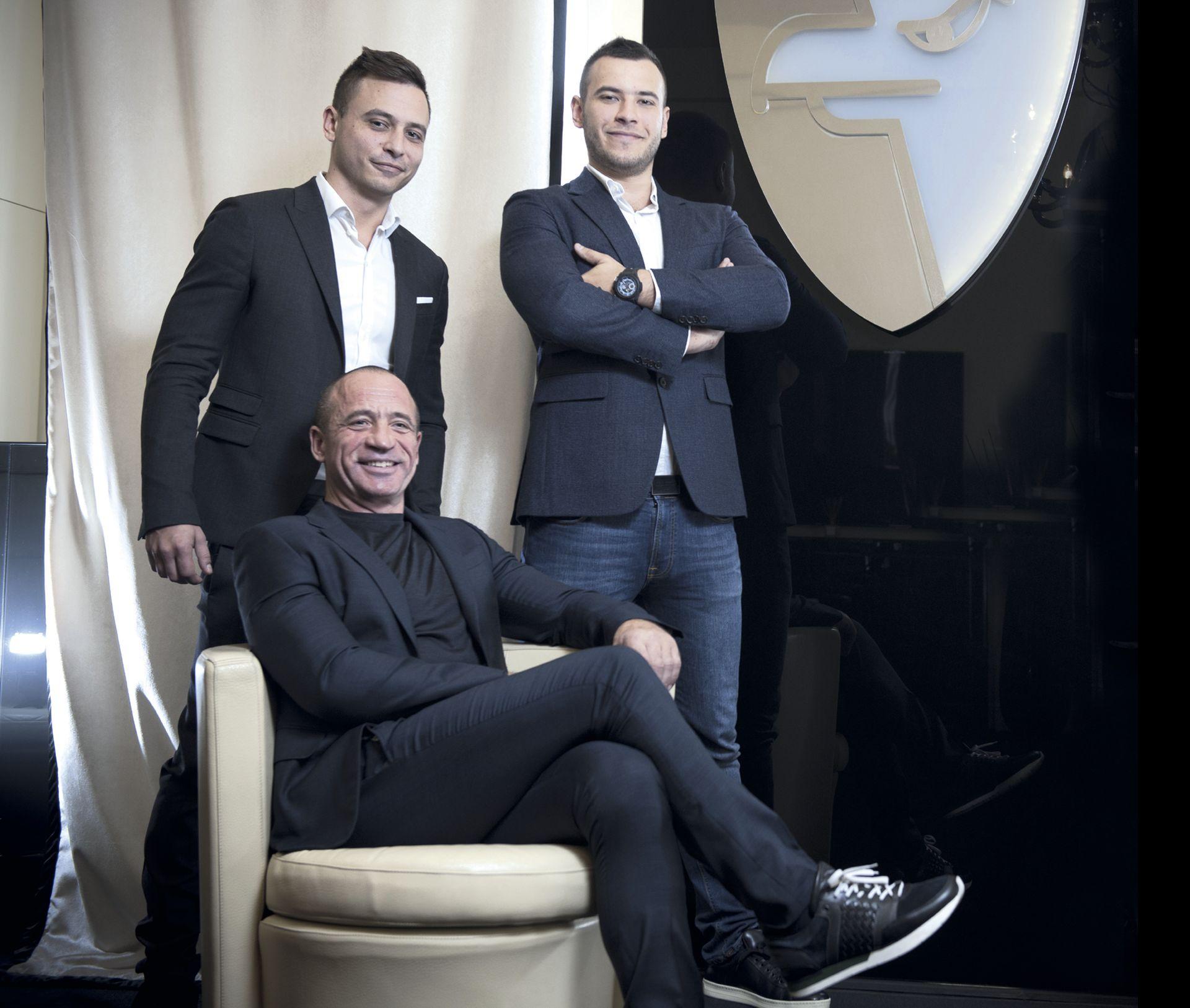 Zlatko Marić sa sinovima afirmira Svjetski kup u obaranju ruku kao turistički brend Zagreba