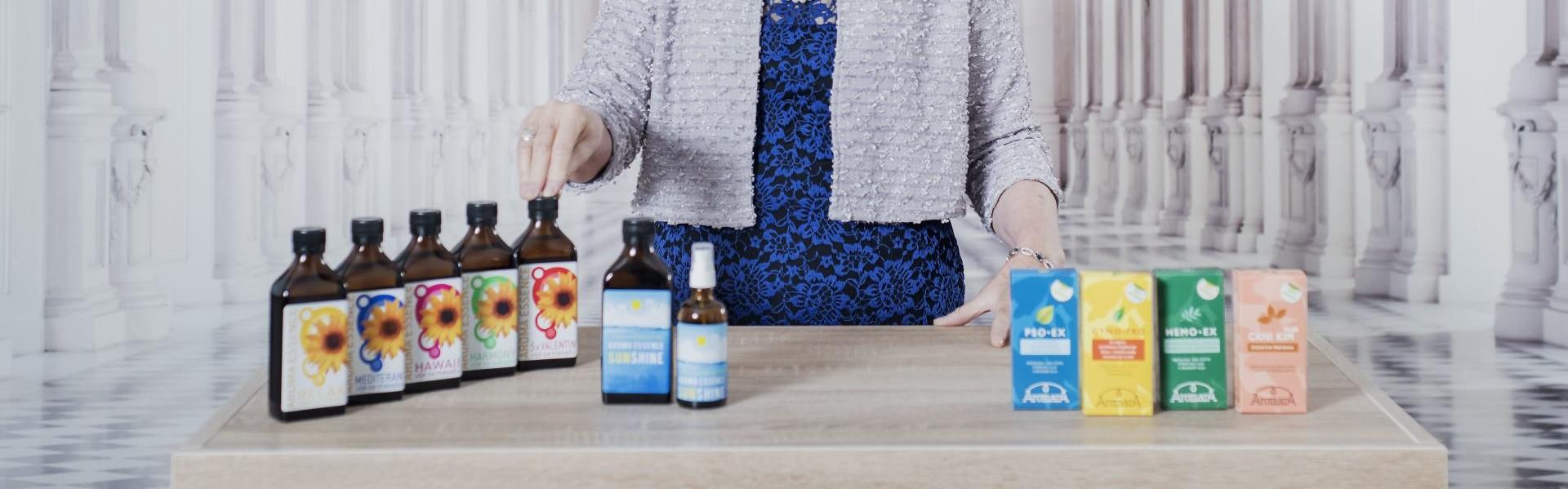AROMARA Mala škola aromaterapije s Marom