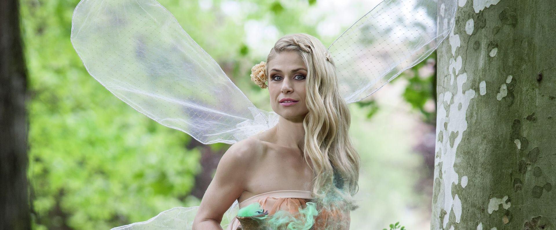 FOTO: STUDIO MARCELA Poznate Hrvatice u modnom editorijalu kao šumske vile