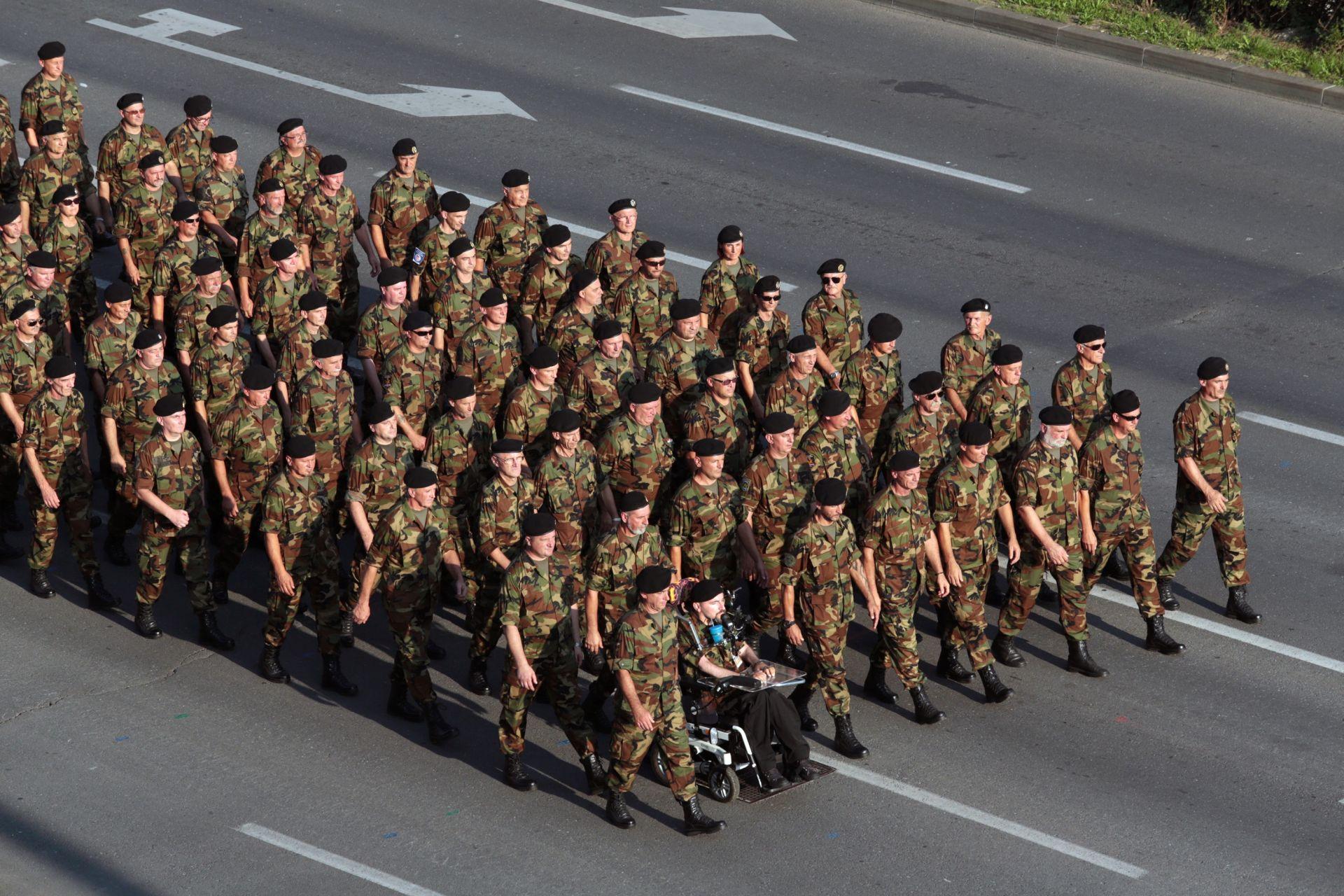 """21. OBLJETNICA: """"Bljesak"""" u manje od 32 sata oslobodio zapadnu Slavoniju"""