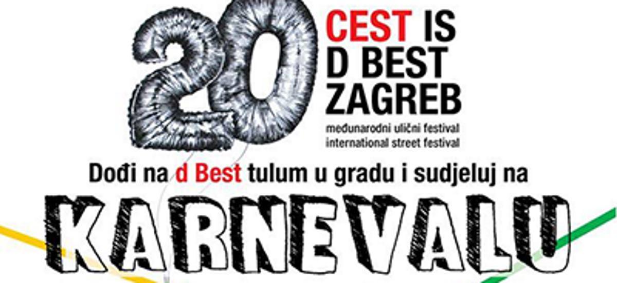 Cest is d Best festival otvorio glazbeni tjedan na Cvjetnom trgu