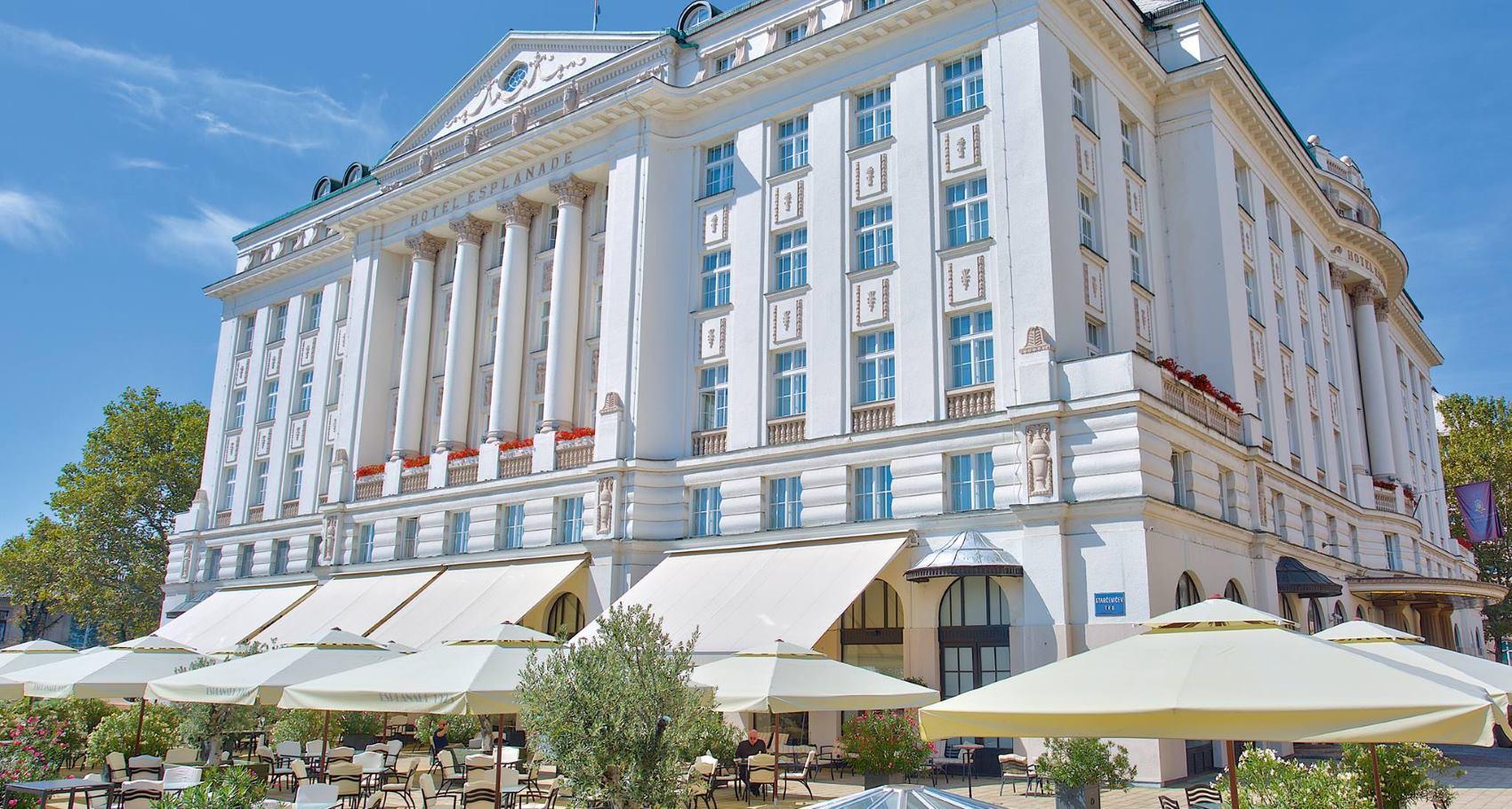 Zagrebački hotel Esplanade najbolji je hotel u Hrvatskoj