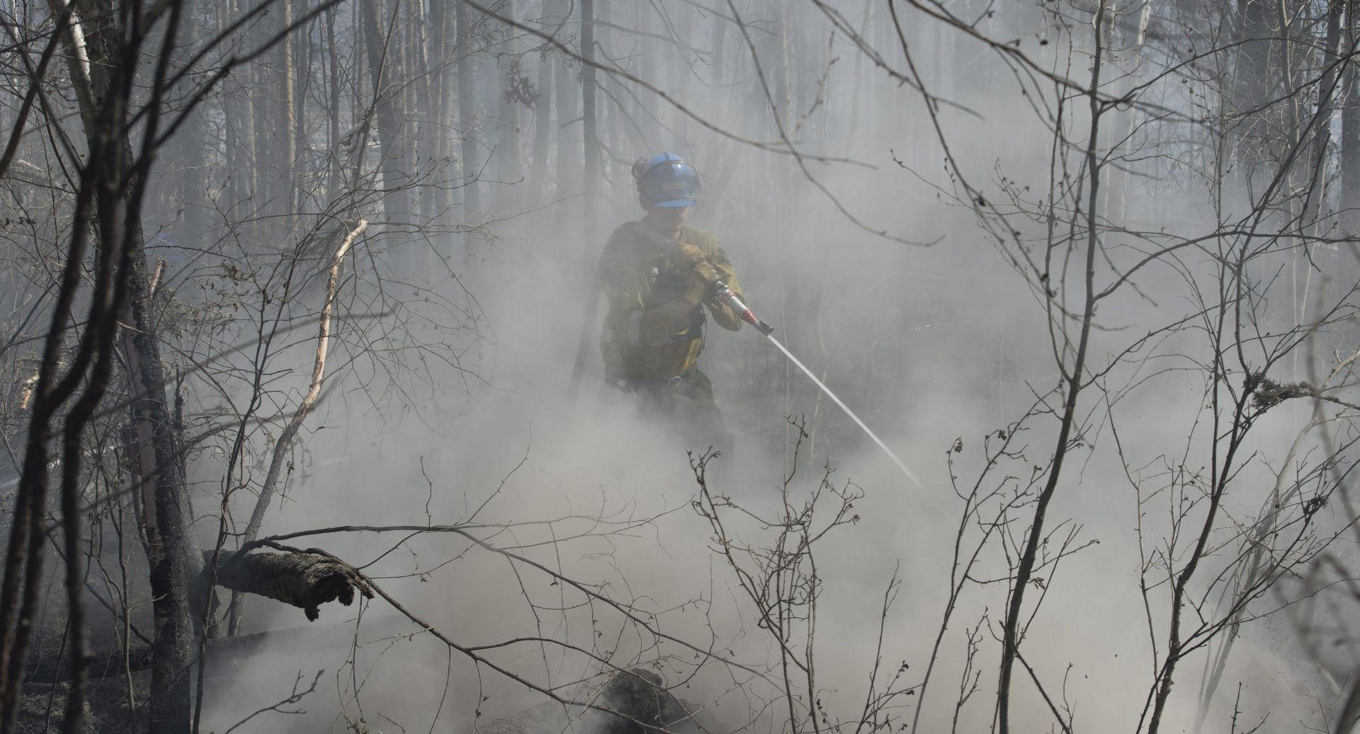 Fort McMurray: Evakuacija radnika koji rade za naftne tvrtke zbog požara