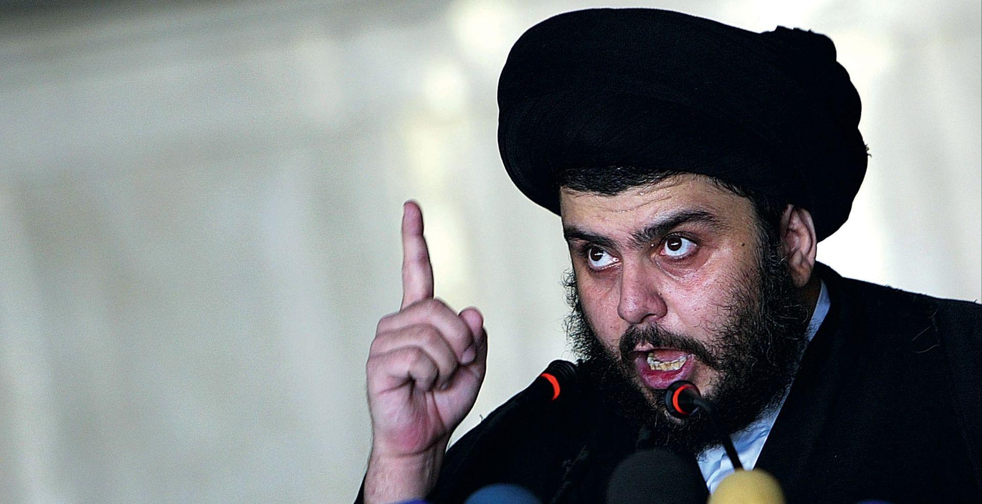 Šijitski sektaški vođa postao borac protiv koruptivne vlade i zagovornik demokratskih procesa u zemlji