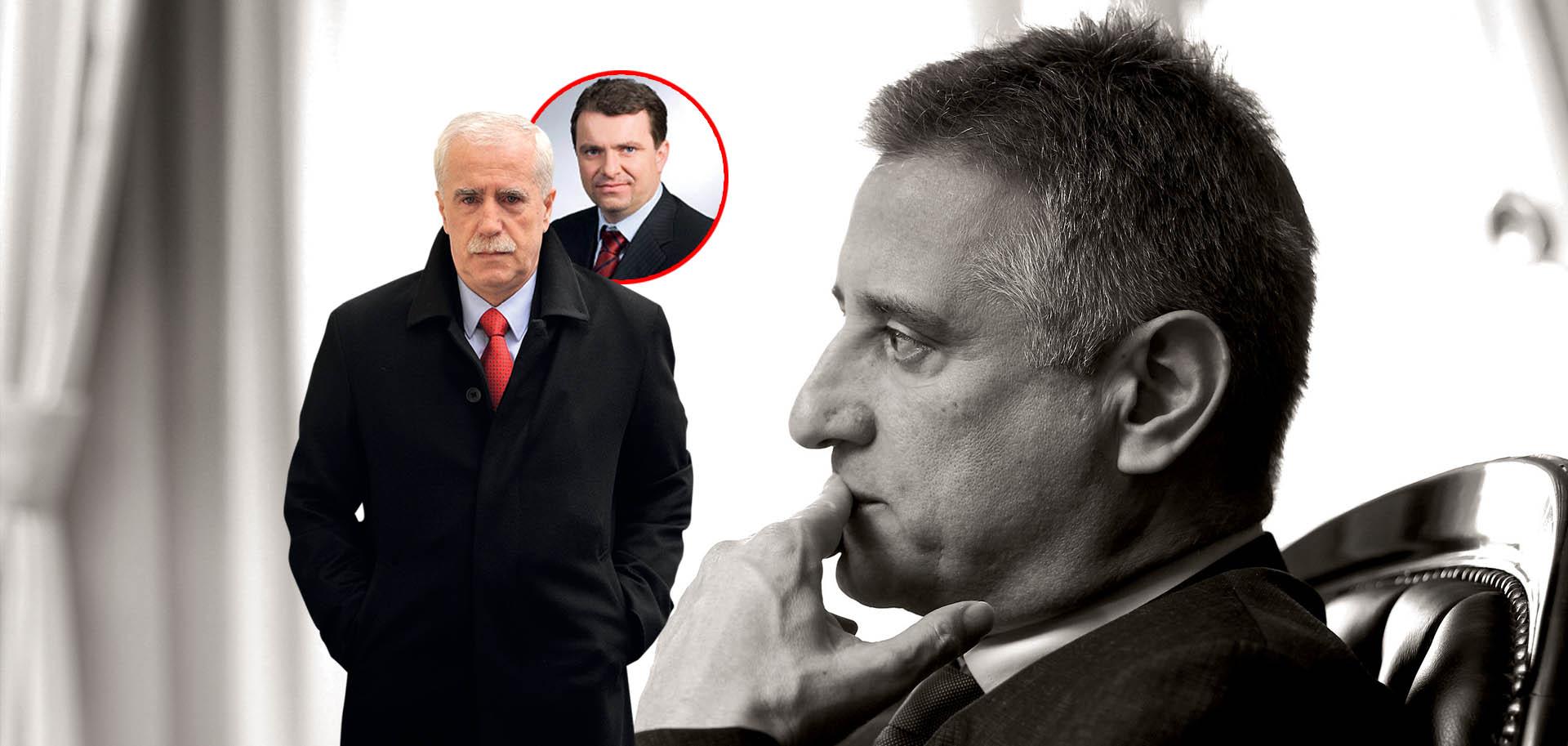EKSKLUZIVNO Tajni sastanak Petrovića i Karamarka s partnerom Mola