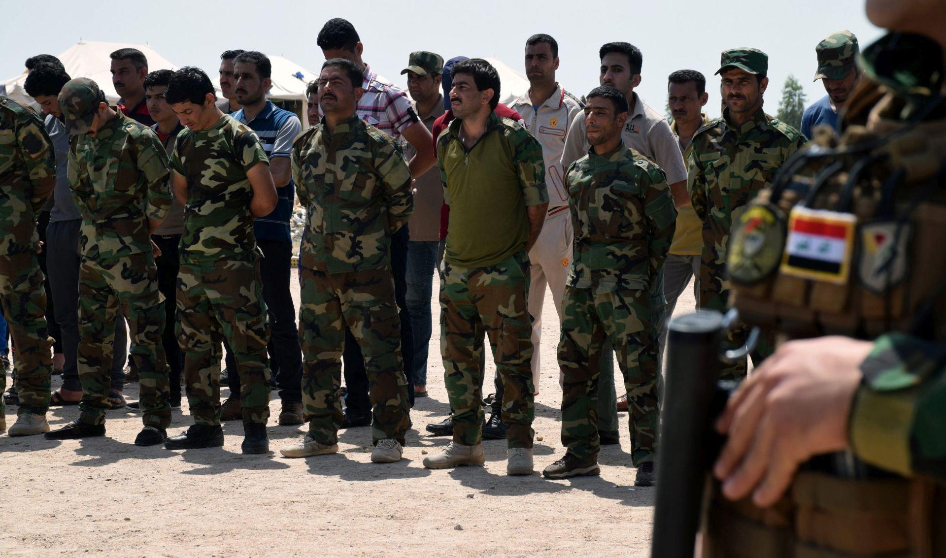 Islamska država ubila najmanje 17 iračkih vojnika kod Ramadija