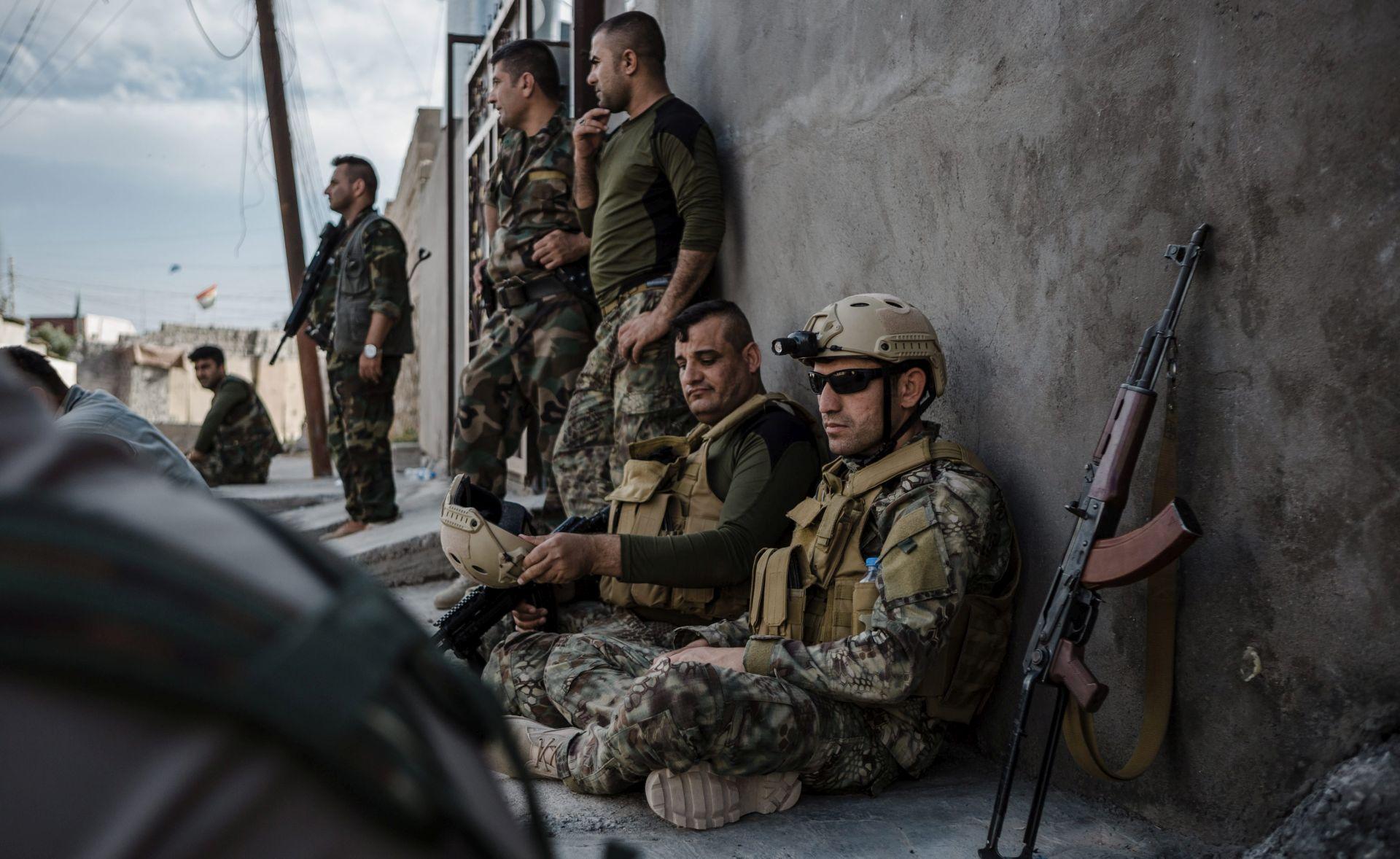 U Siriji poginuo Slovenac koji se borio na strani Kurda