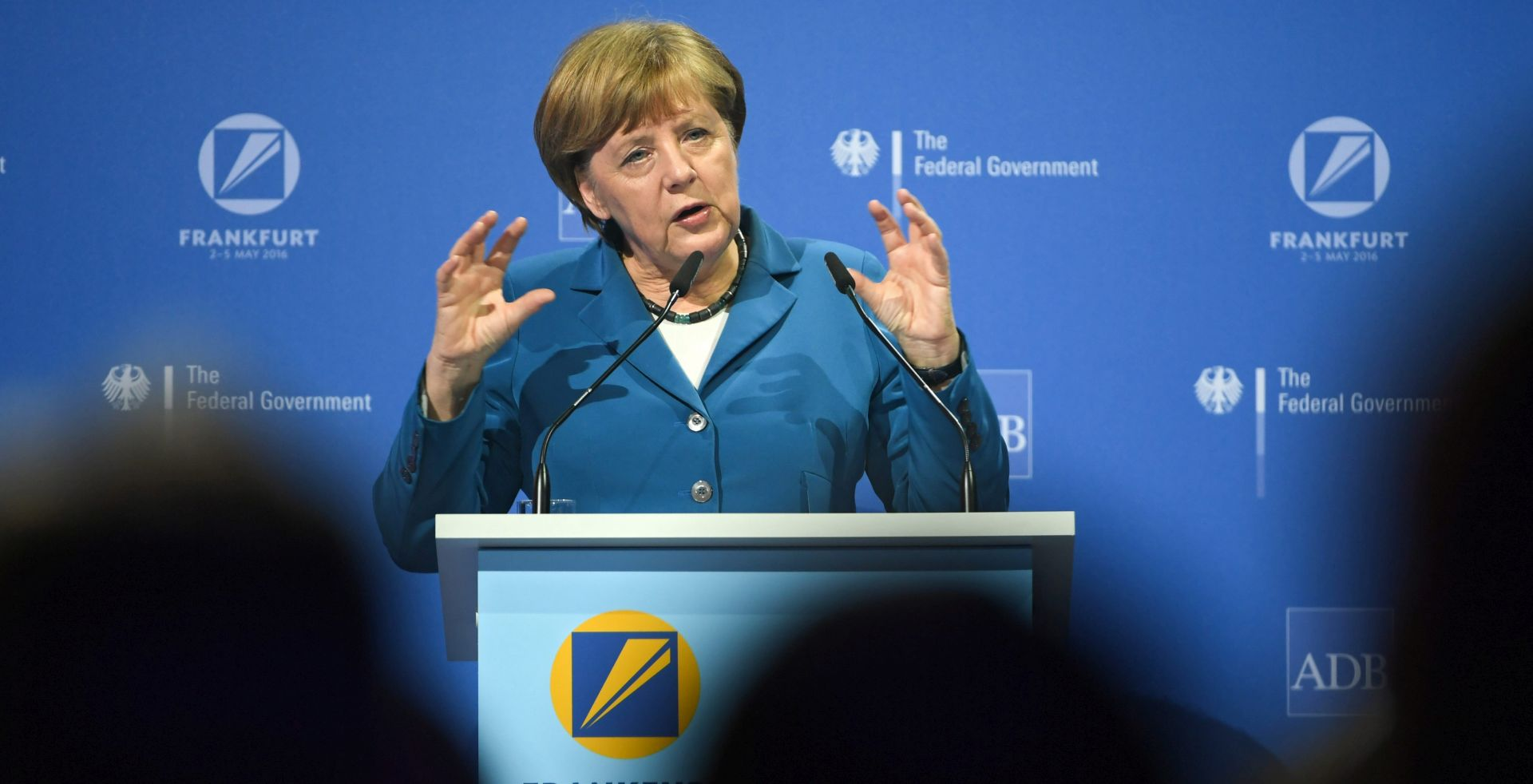 Bild: Merkel razmišlja o komunikaciji s AfD-om