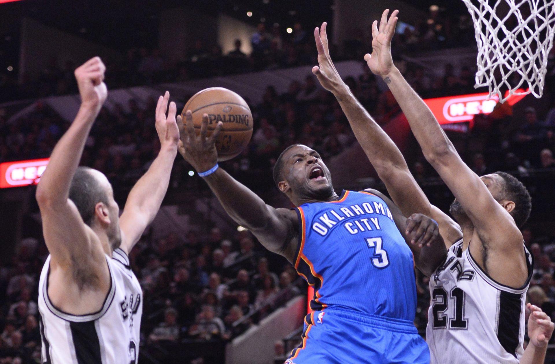 NBA PLAYOFF Oklahoma izjednačila, Cleveland poveo