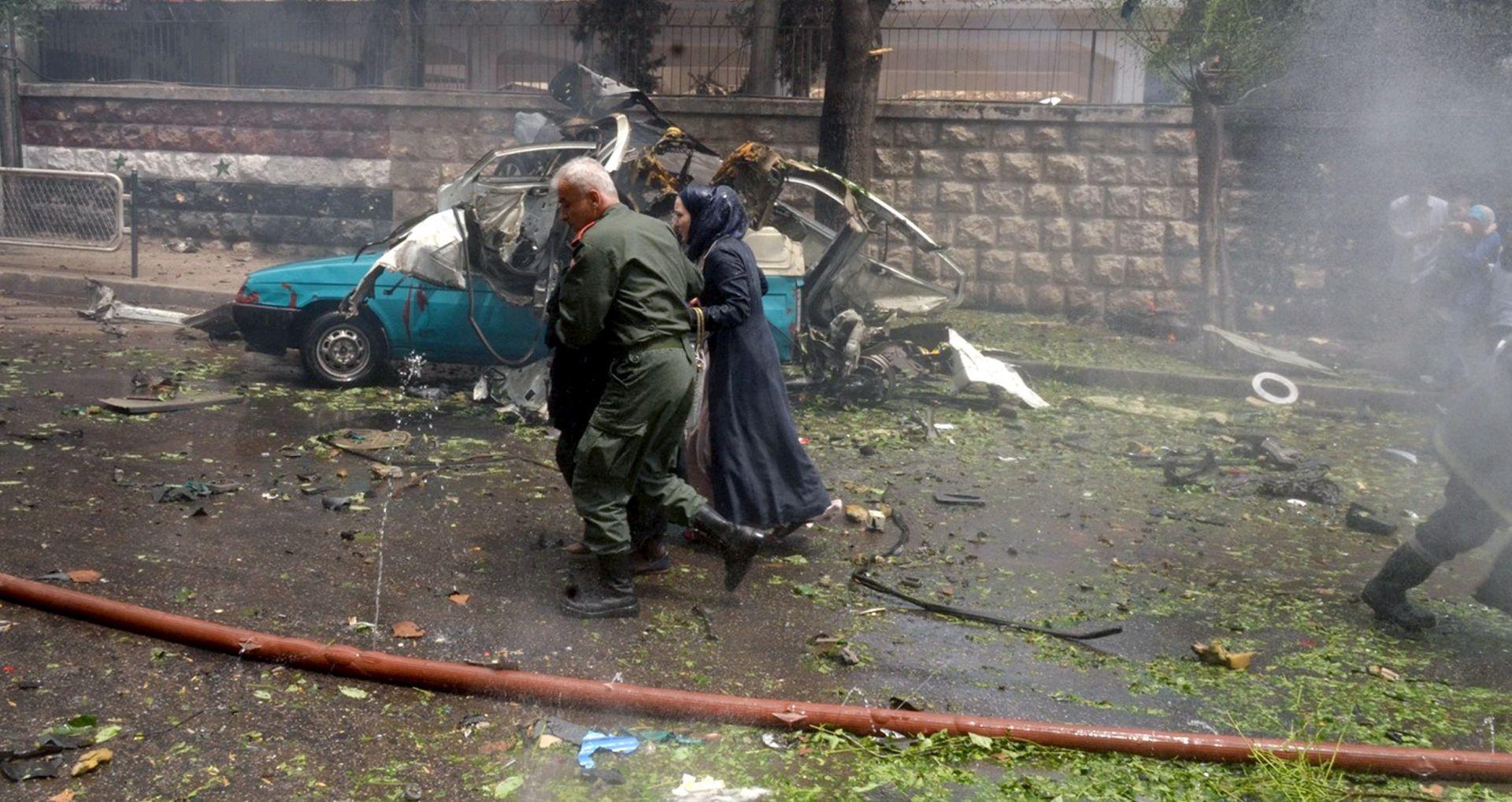 UJEDINJENI NARODI Više od 600 ranjenih u istočnom Alepu, hitno potrebna evakuacija