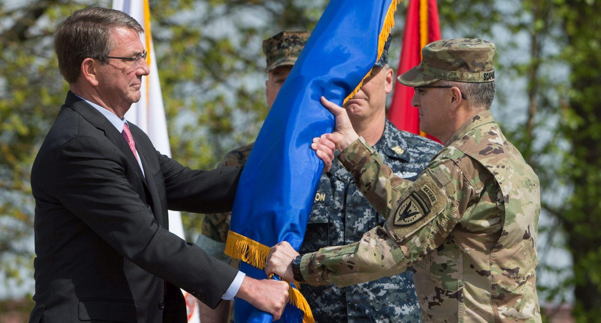Novi zapovjednik NATO-a u Europi general Scaparrotti će nastaviti vojno jačanje na istoku
