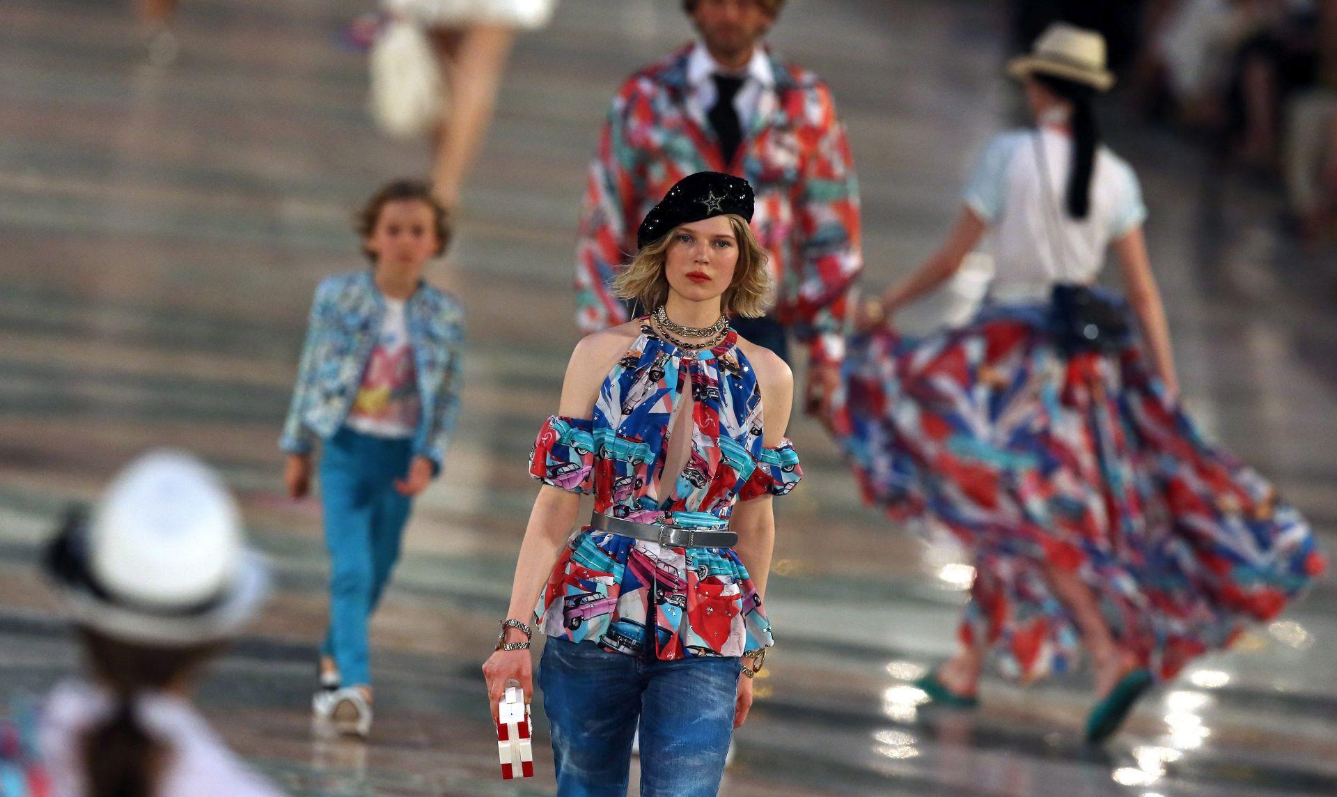 FOTO: CHANEL Prva međunarodna modna revija na Kubi od 1959. godine