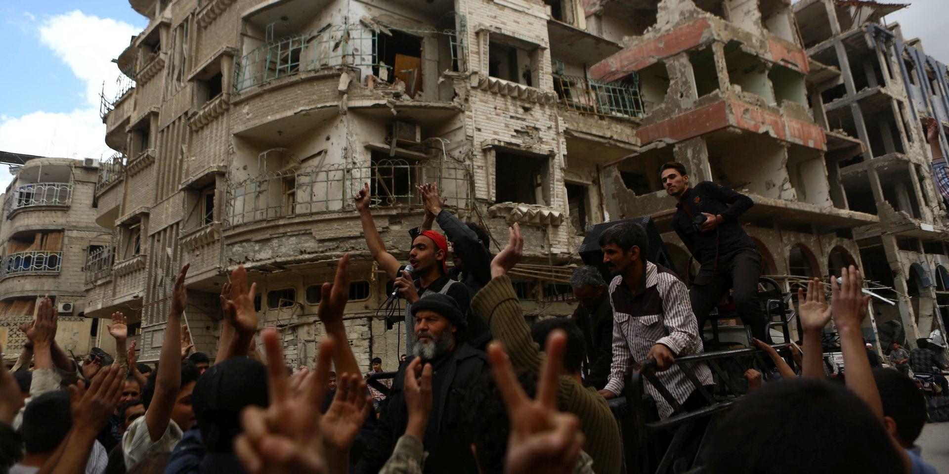 SOHR Sirija: 60.000 mrtvih u režimskim zatvorima