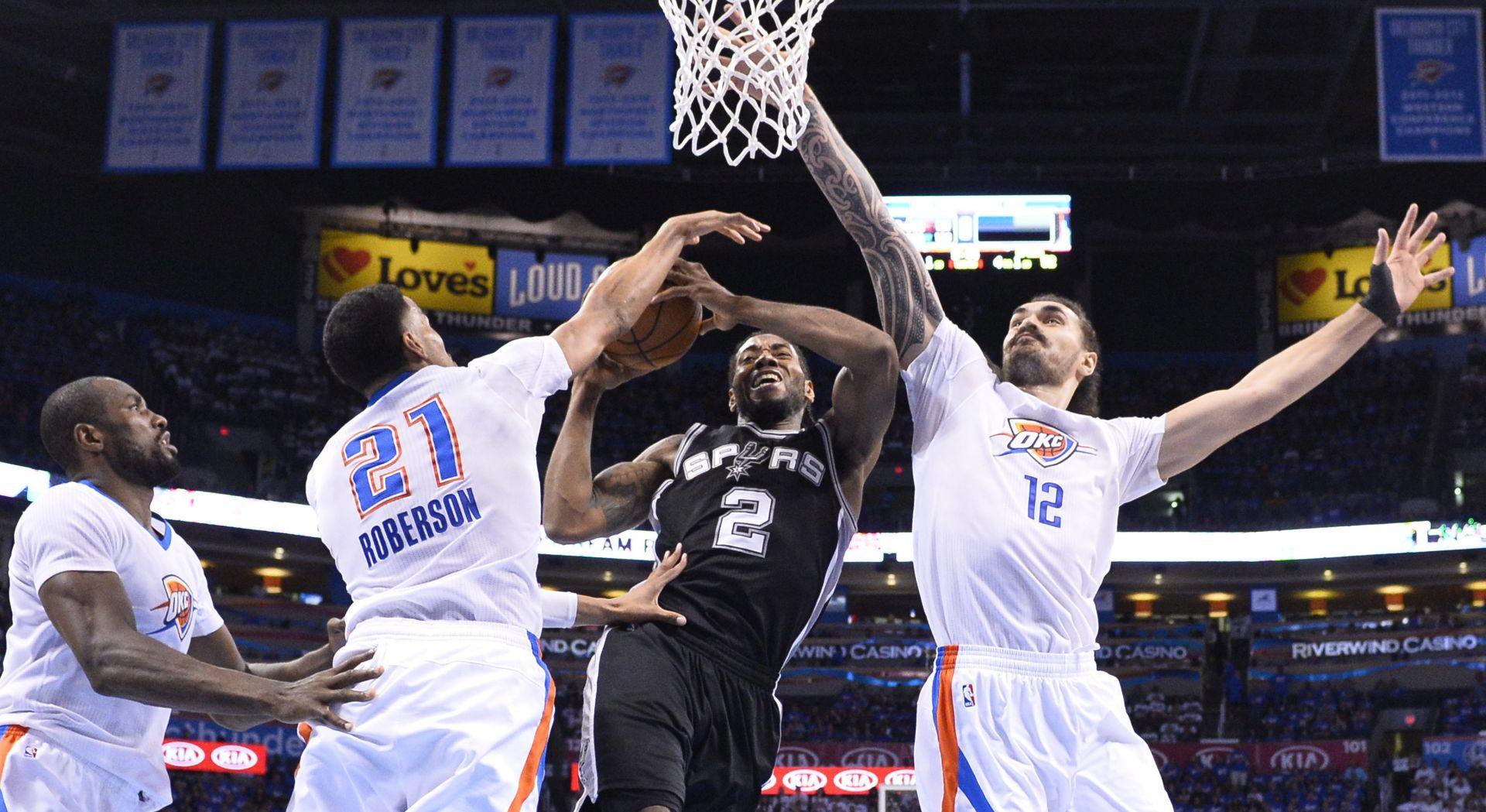 "NBA San Antonio vratio ""break"", Cleveland nadomak finala Istoka"