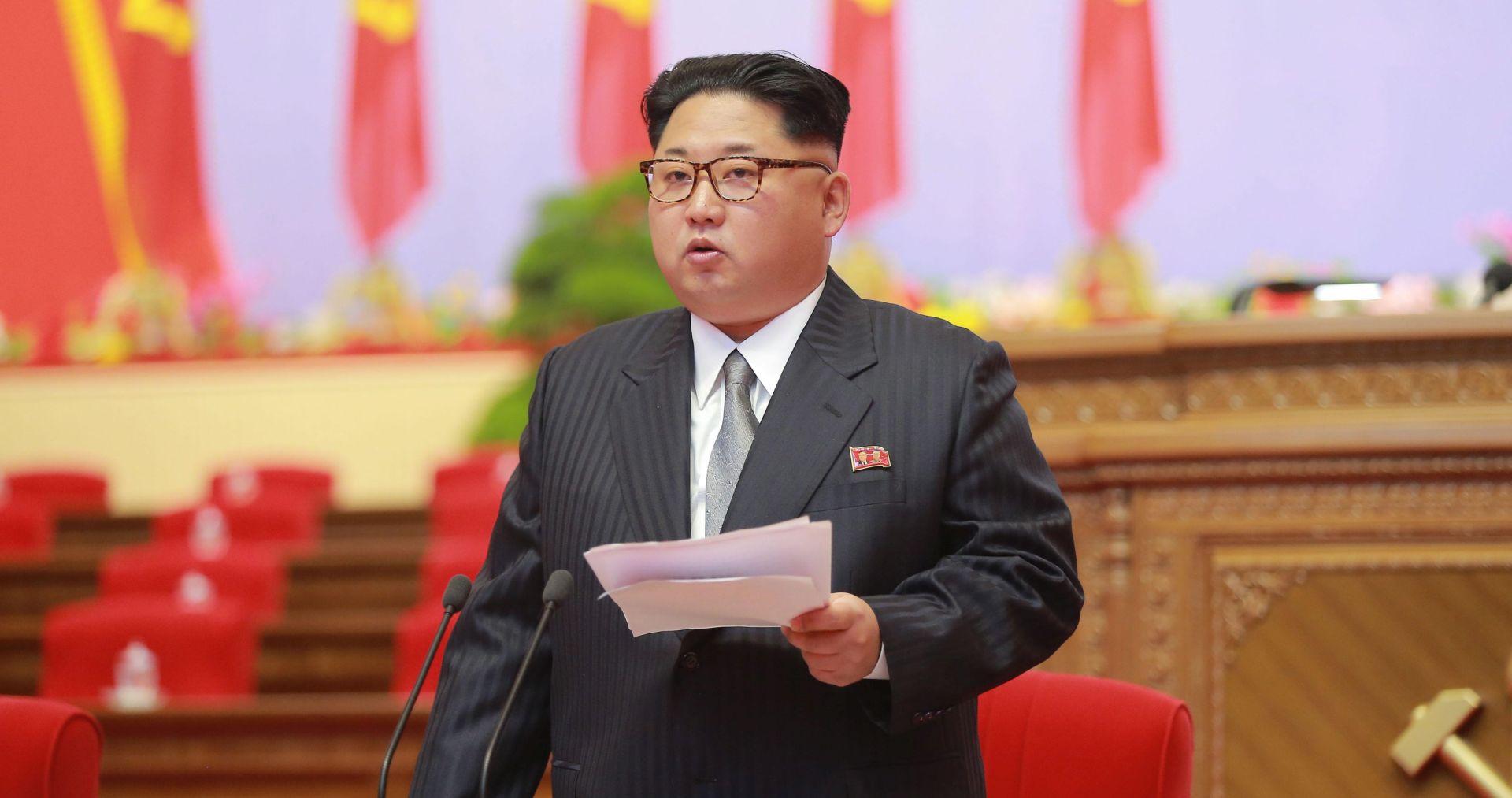 Sjeverna Koreja navodno priprema novi nuklearni pokus