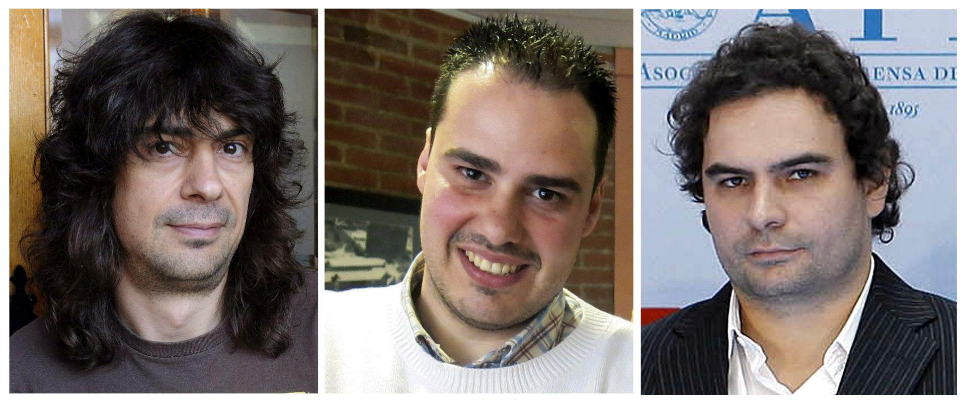 Oslobođeni španjolski novinari vratili se u svoju zemlju