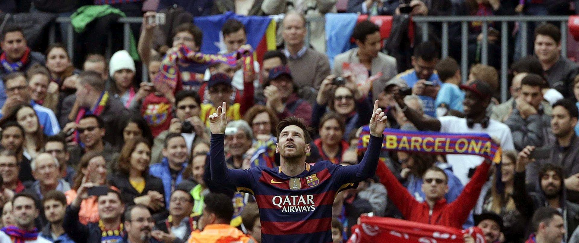ATLETICO ISPAO IZ UTRKE ZA NASLOV PRVAKA 'Petarda' Barcelone, slavlje Real Madrida