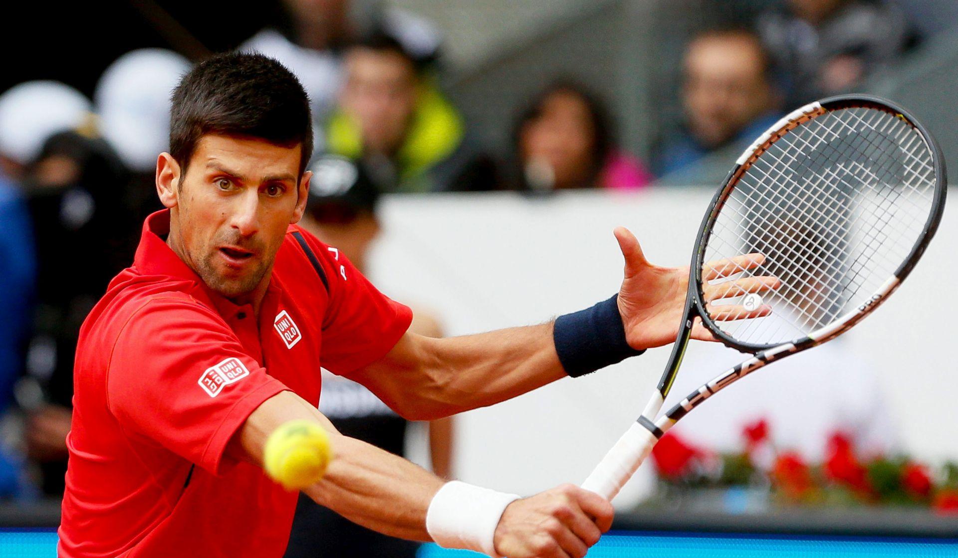 ATP MADRID Đoković preko Murrayja do 29. turnira Masters 1000