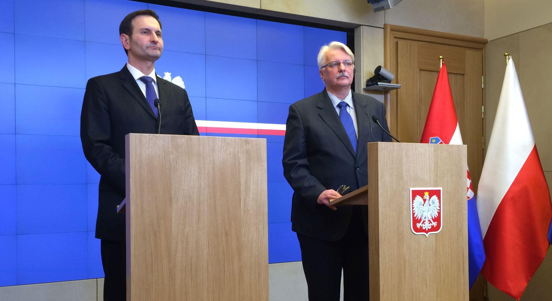 Kovač i Wasczykowski: Istok Europe treba bolje surađivati kako ne bi bio periferija Zapada
