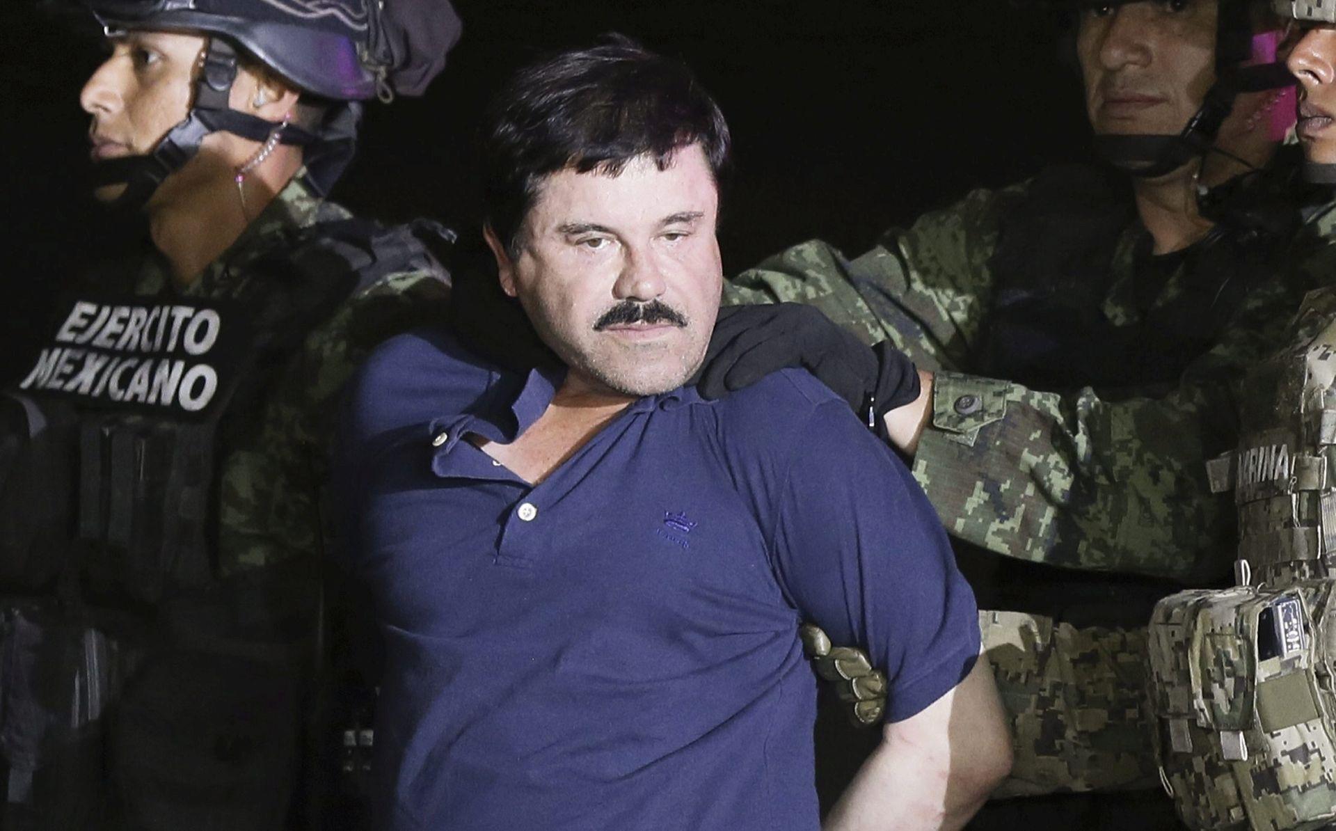 MEKSIKO Federalni sud odobrio izručenje 'El Chapa' SAD-u