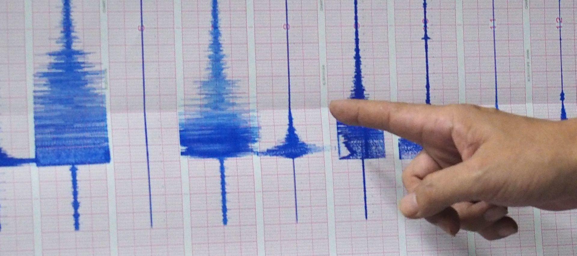 Potres magnitude 6.1 zatresao Tajvan