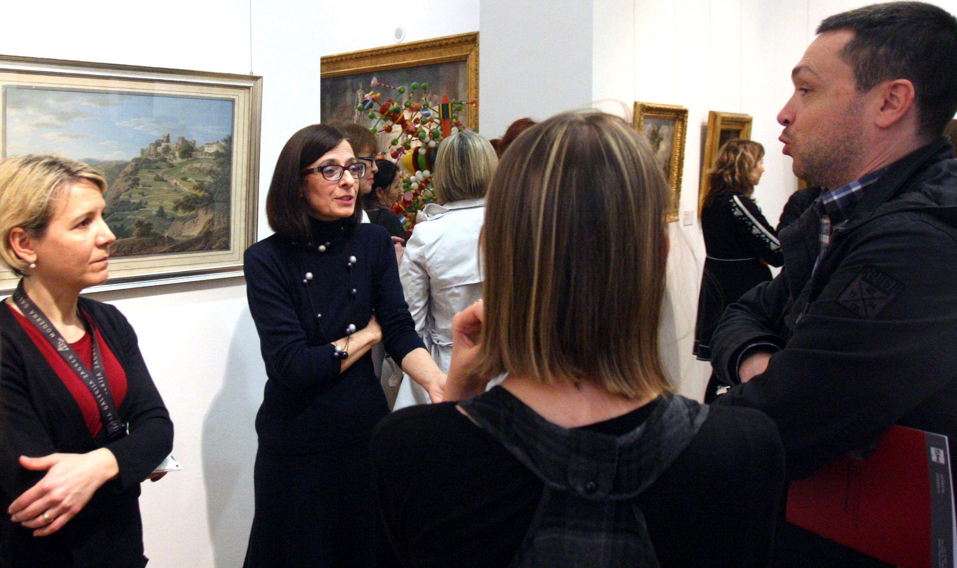 """""""U fokusu"""" Moderne galerije – predstavljene slike Fransa Masereela"""
