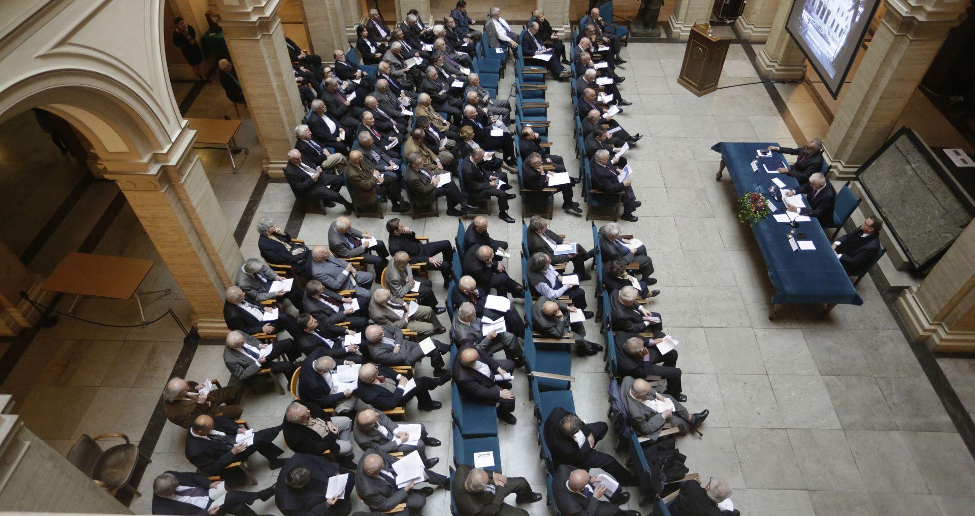 HAZU Izabrano novih 11 redovitih članova, svečano proglašenje 9. lipnja