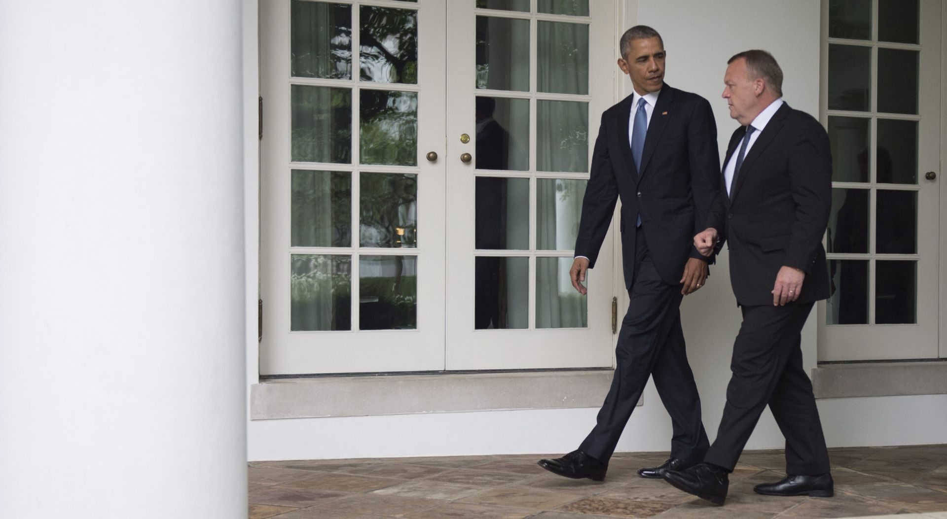 Obama osudio agresivni stav Moskve na Baltiku