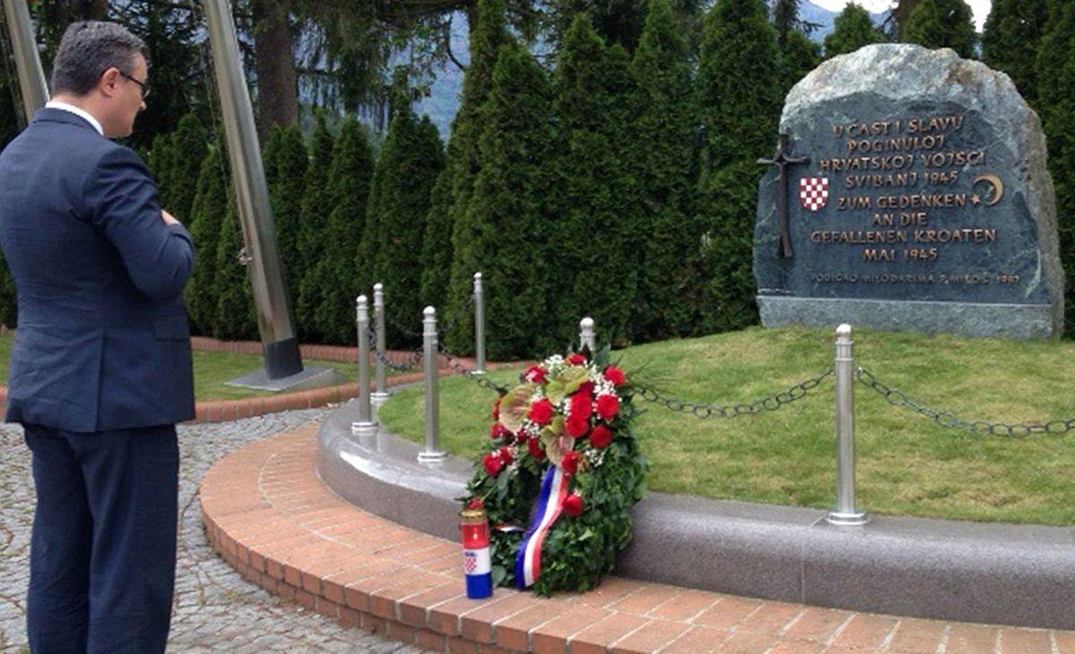 Orešković s Beliburškog polja pozvao na dostojanstvo i pijetet prema žrtvama