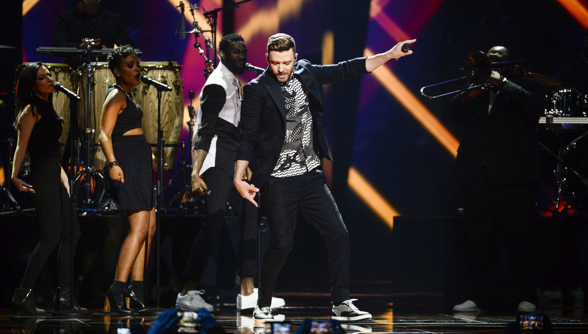 VIDEO: Pogledajte nastup Justina Timberlakea na ovogodišnjem Eurosongu