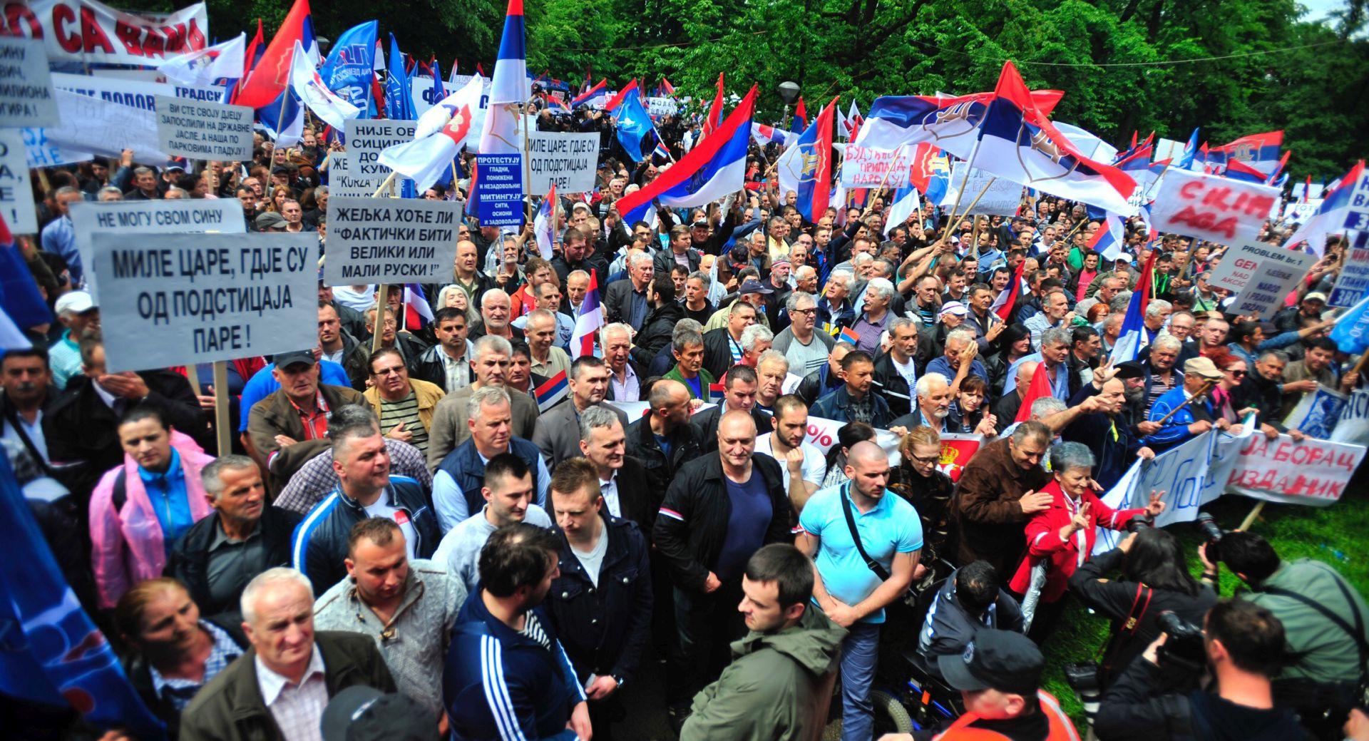 ZA SVAKU OSUDU Novinar RTL-a fizički napadnut u Banja Luci