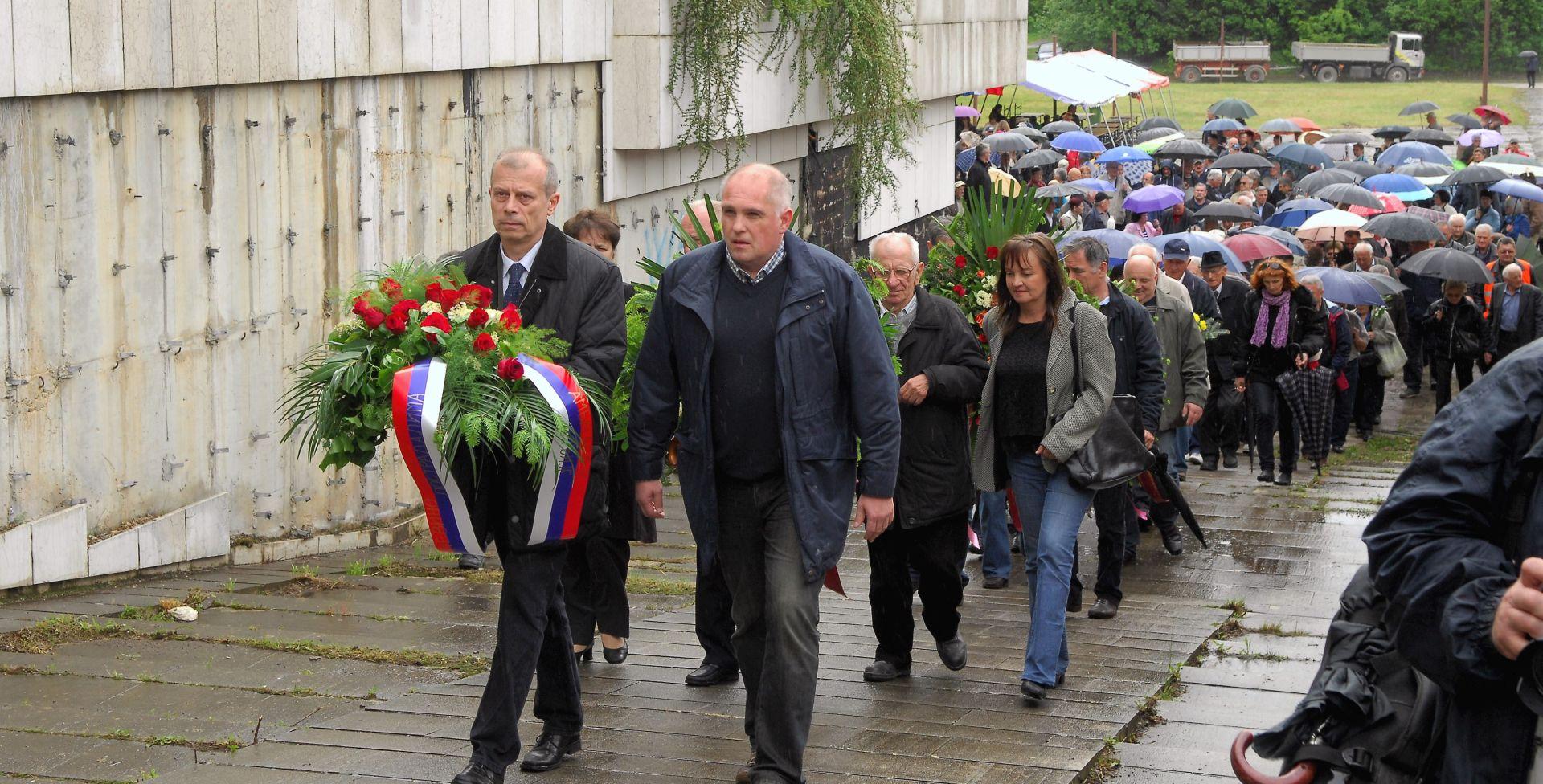 Petrova gora: Obilježena 74. obljetnica partizanskog proboja