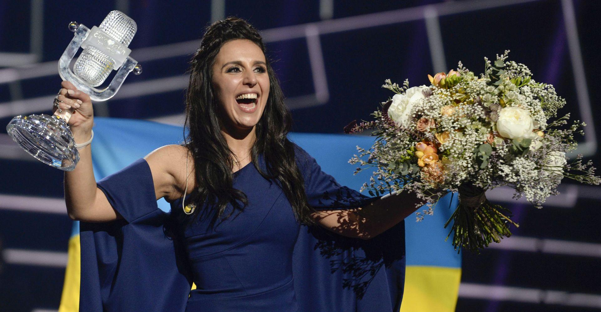 FOTO/VIDEO: EUROSONG 2016 Slavlje Ukrajine u Stockholmu, Nina Kraljić 23.