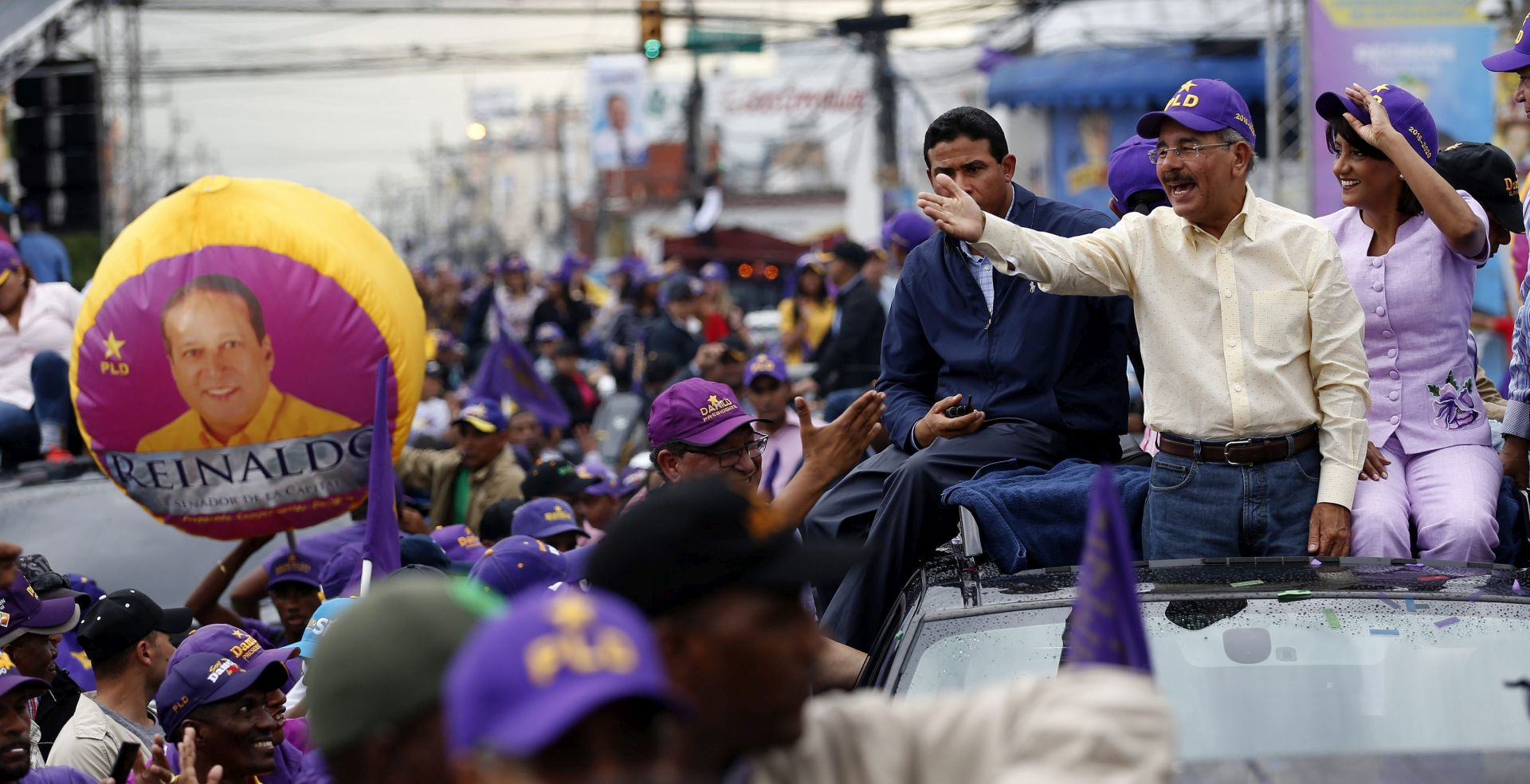 Dominikanci na predsjedničkim izborima, favorit dosadašnji predsjednik