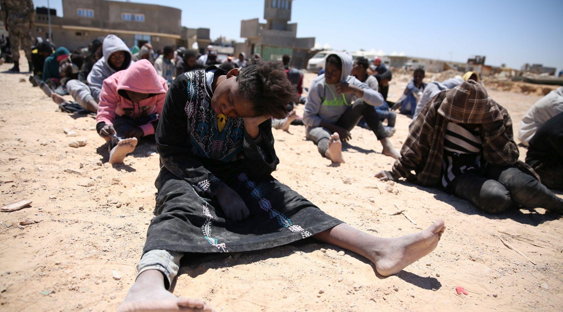 Tisuće migranata spašeno u 23 operacije pred obalama Libije